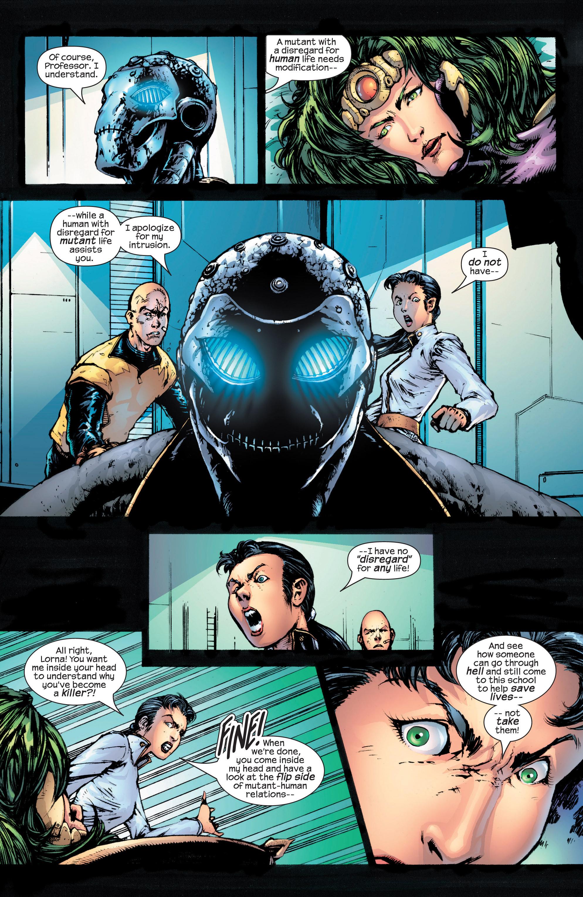 Read online Uncanny X-Men (1963) comic -  Issue #430 - 8