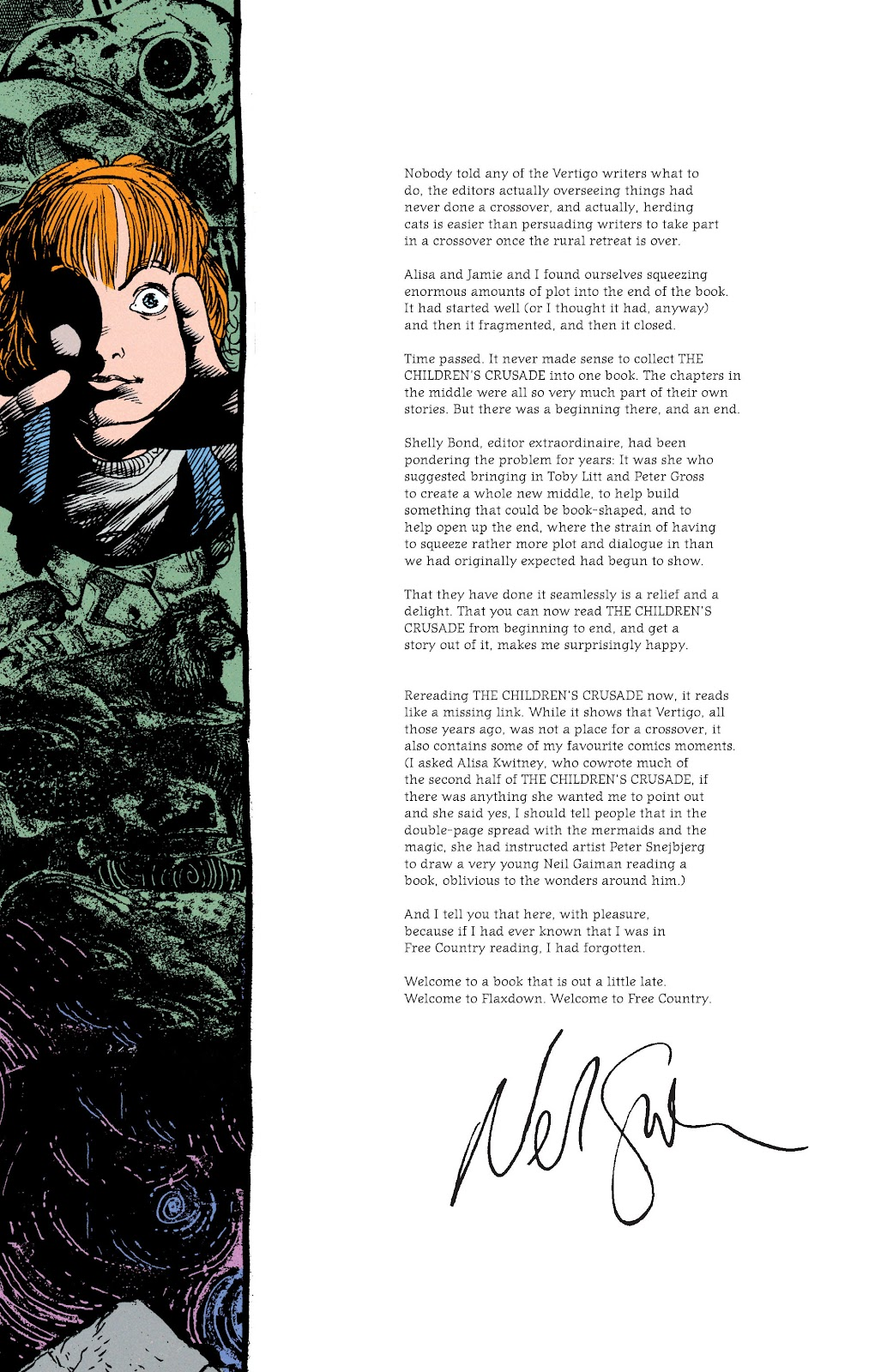 Read online The Children's Crusade comic -  Issue # _TPB (Part 1) - 6
