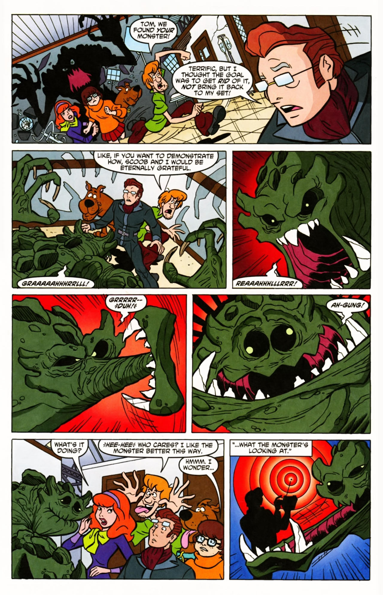 Read online Scooby-Doo (1997) comic -  Issue #145 - 12
