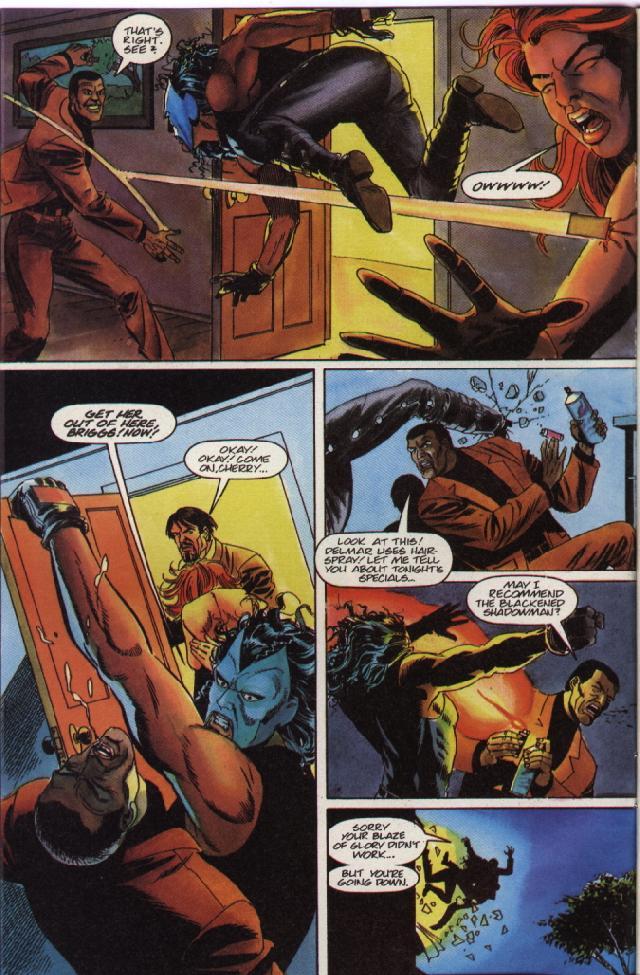 Read online Shadowman (1992) comic -  Issue #36 - 3
