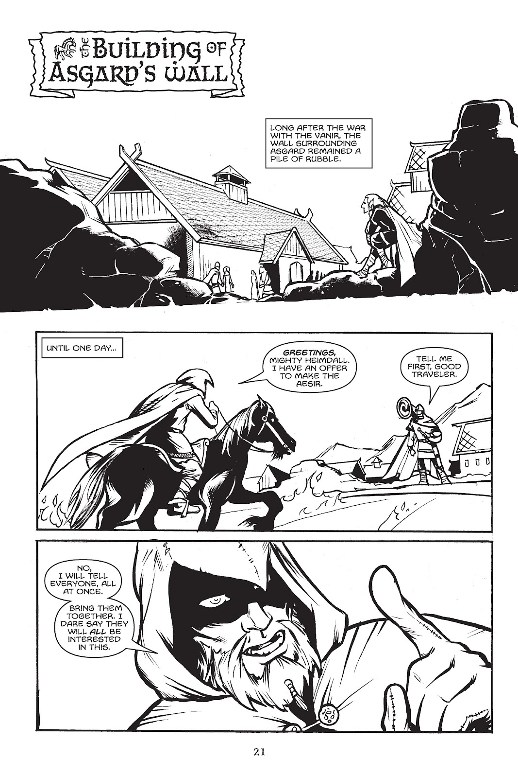 Read online Gods of Asgard comic -  Issue # TPB (Part 1) - 22