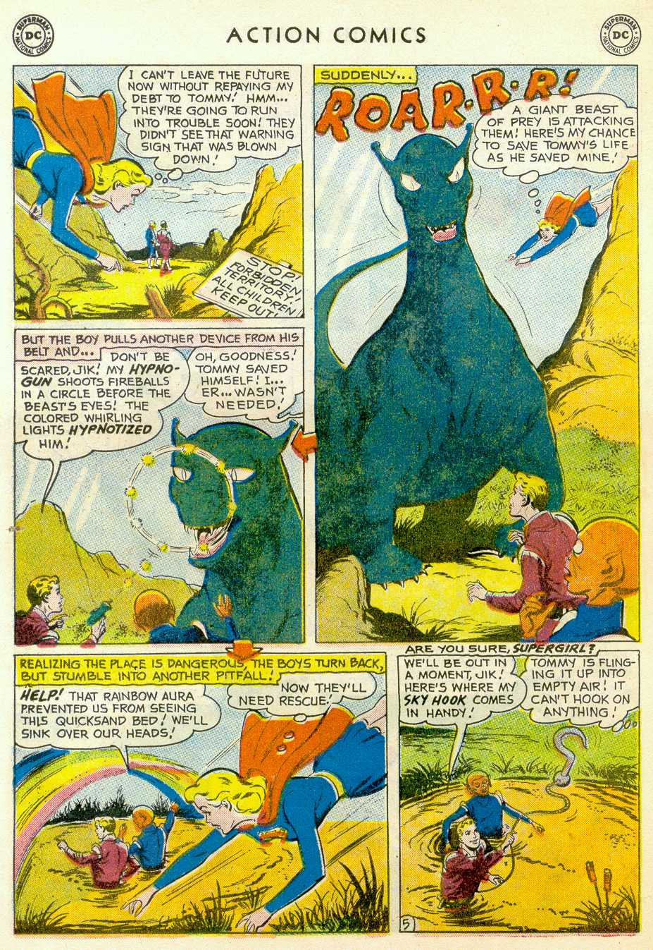 Action Comics (1938) 255 Page 29