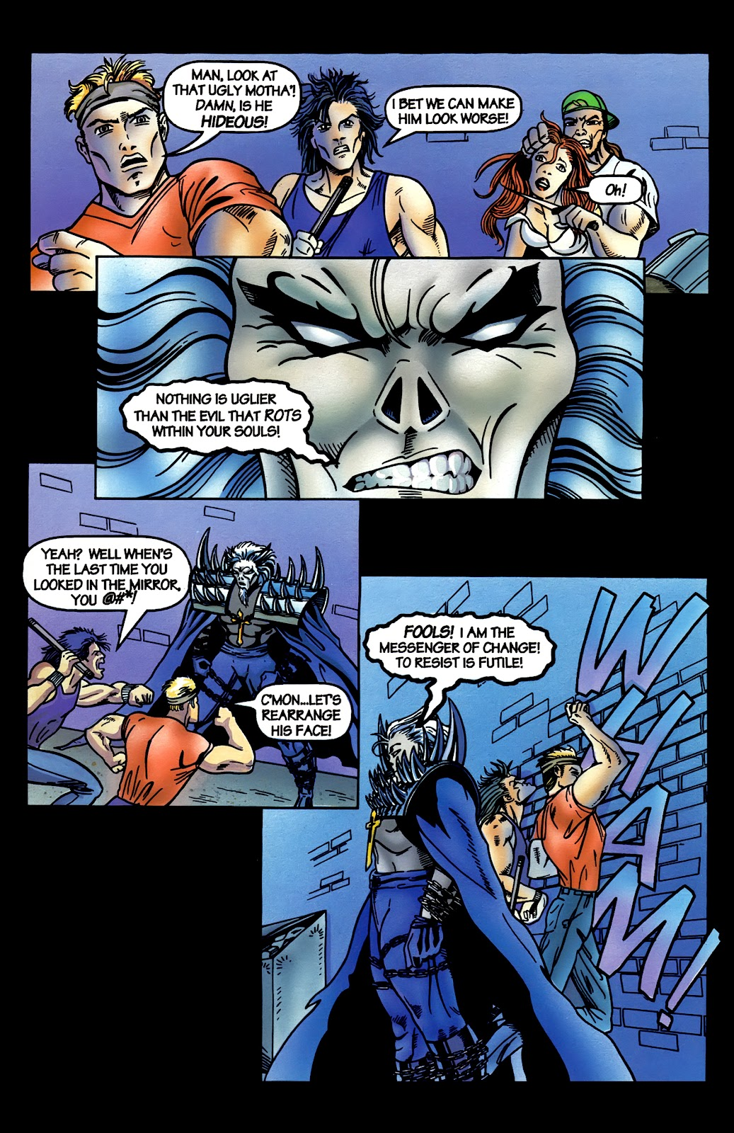 Read online Perg comic -  Issue #5 - 6