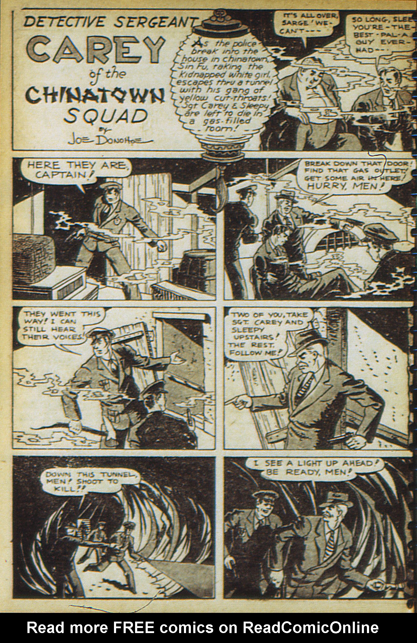 Read online Adventure Comics (1938) comic -  Issue #23 - 56