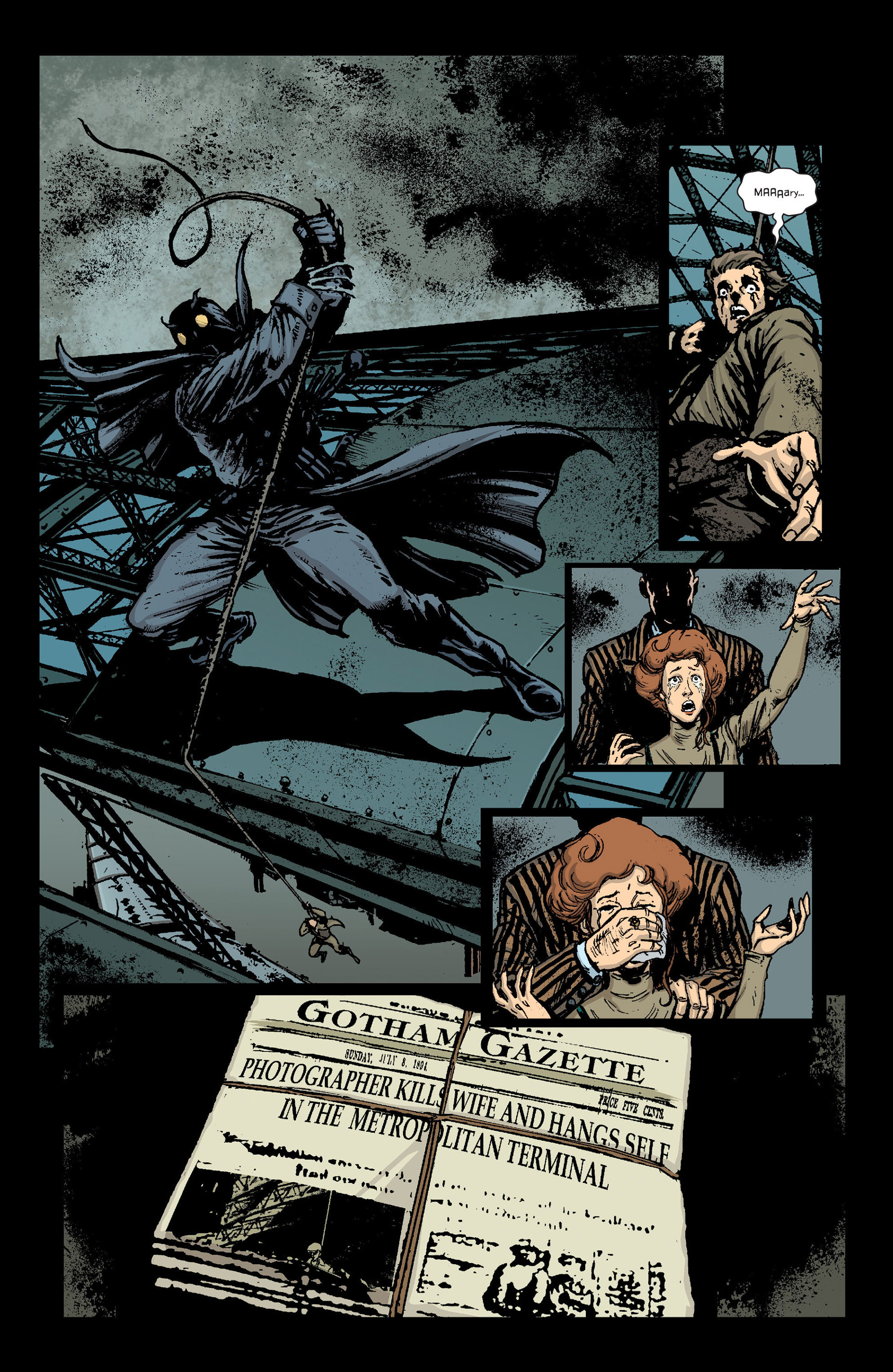 Read online Batman and Robin (2011) comic -  Issue #23.2 - 14