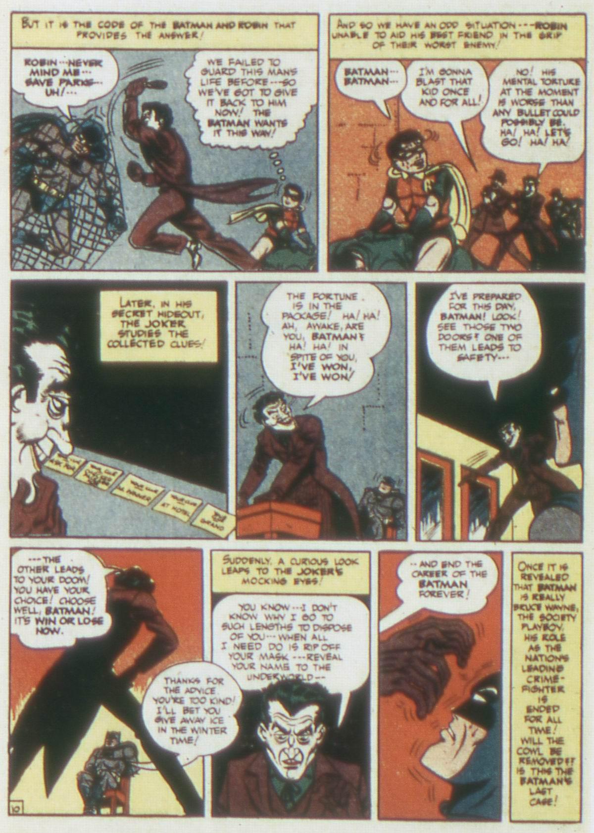 Detective Comics (1937) 62 Page 11