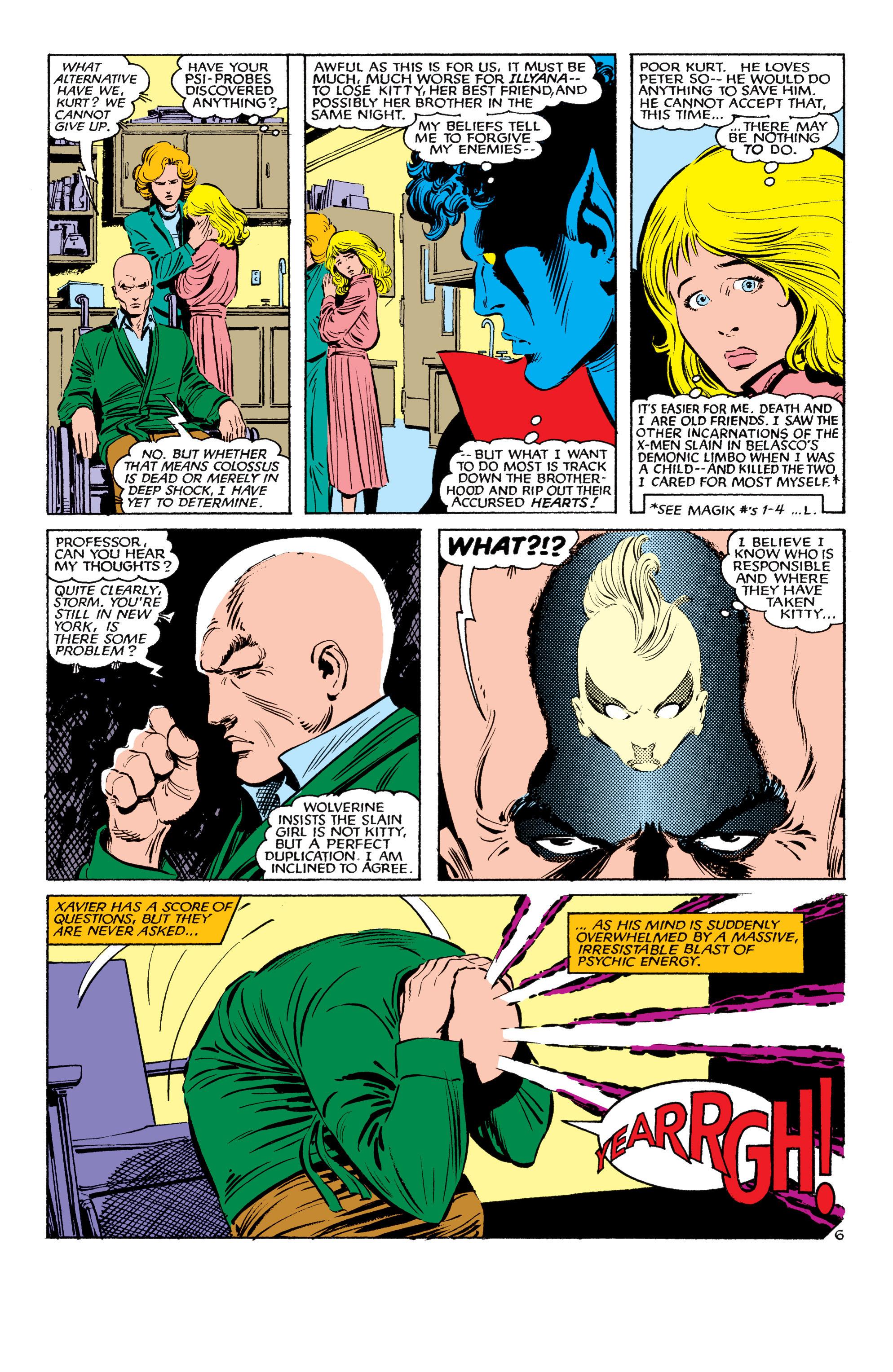 Read online Uncanny X-Men (1963) comic -  Issue #179 - 7