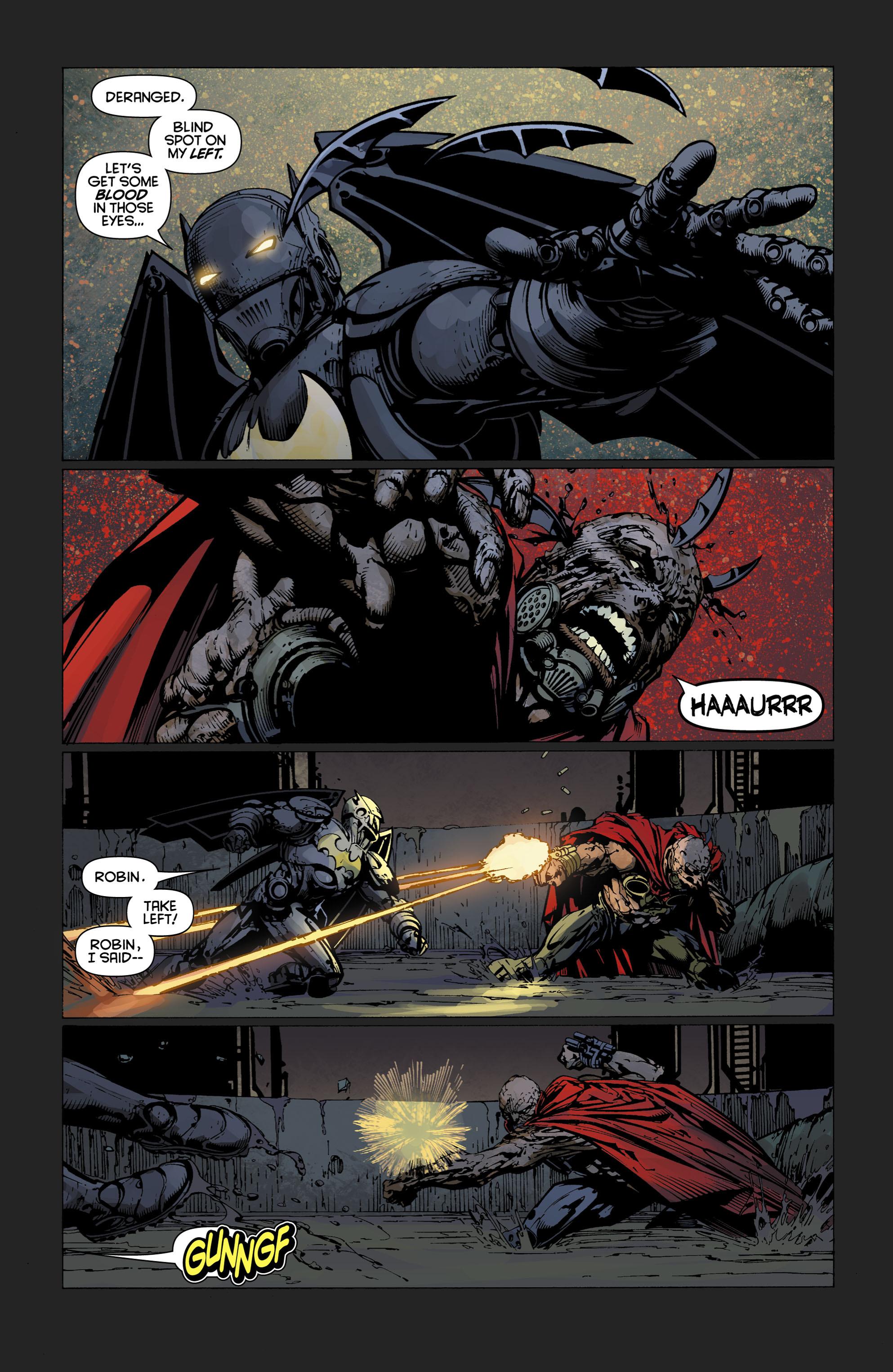 Read online Batman: The Return comic -  Issue # Full - 20