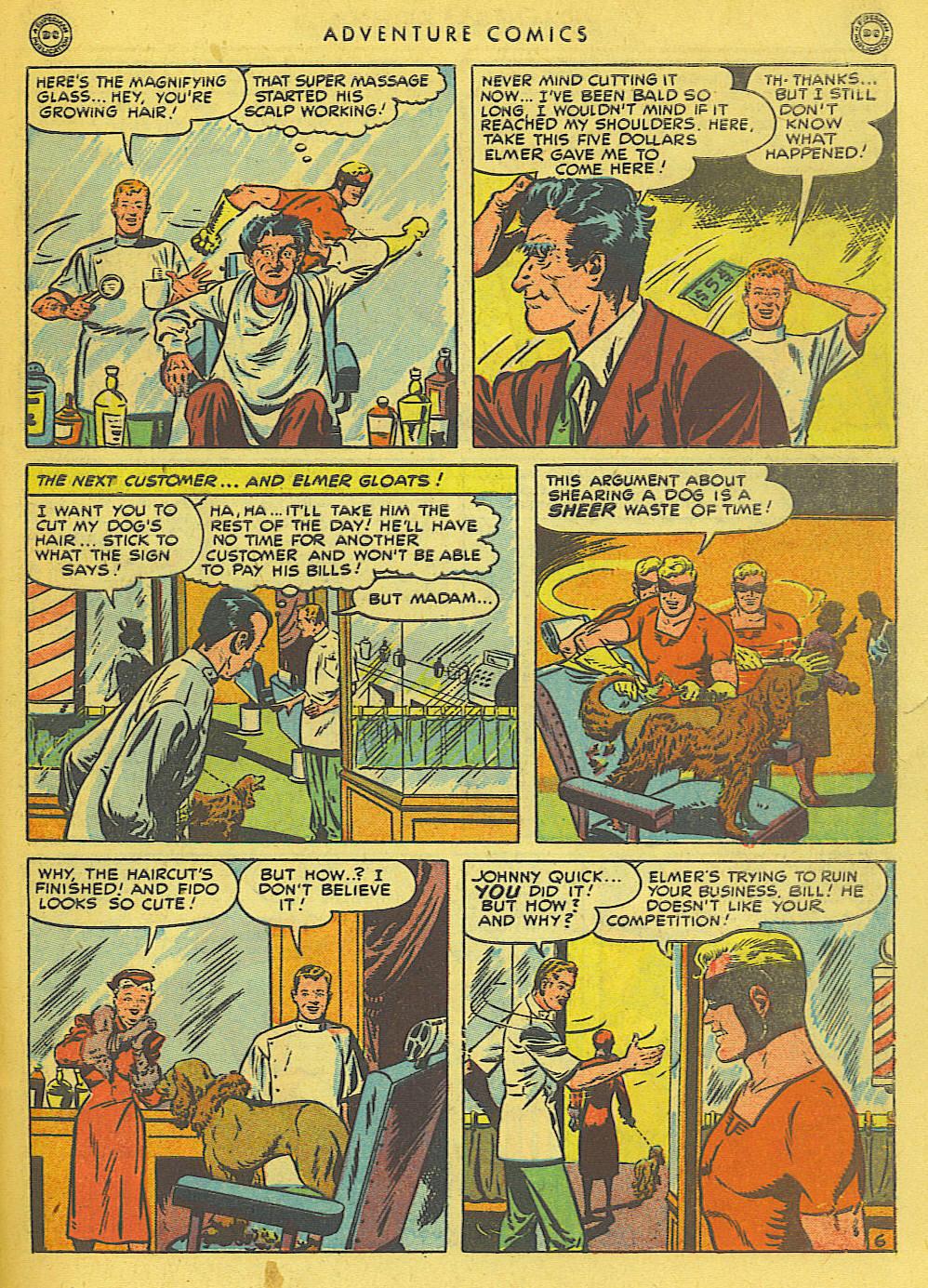 Read online Adventure Comics (1938) comic -  Issue #138 - 47