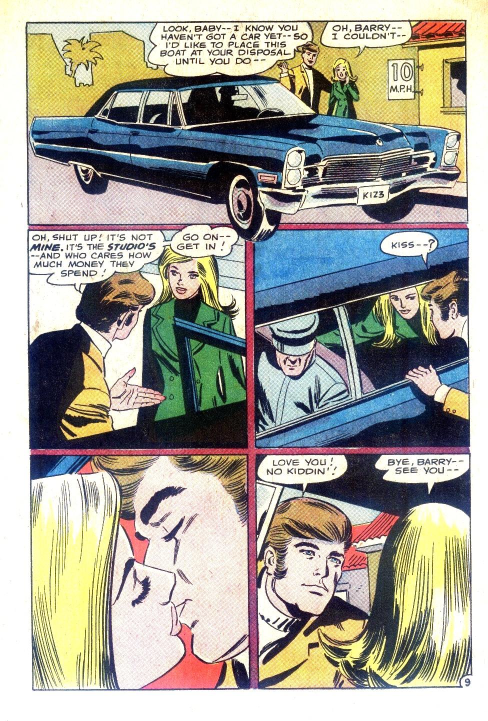 Read online Secret Hearts comic -  Issue #128 - 26