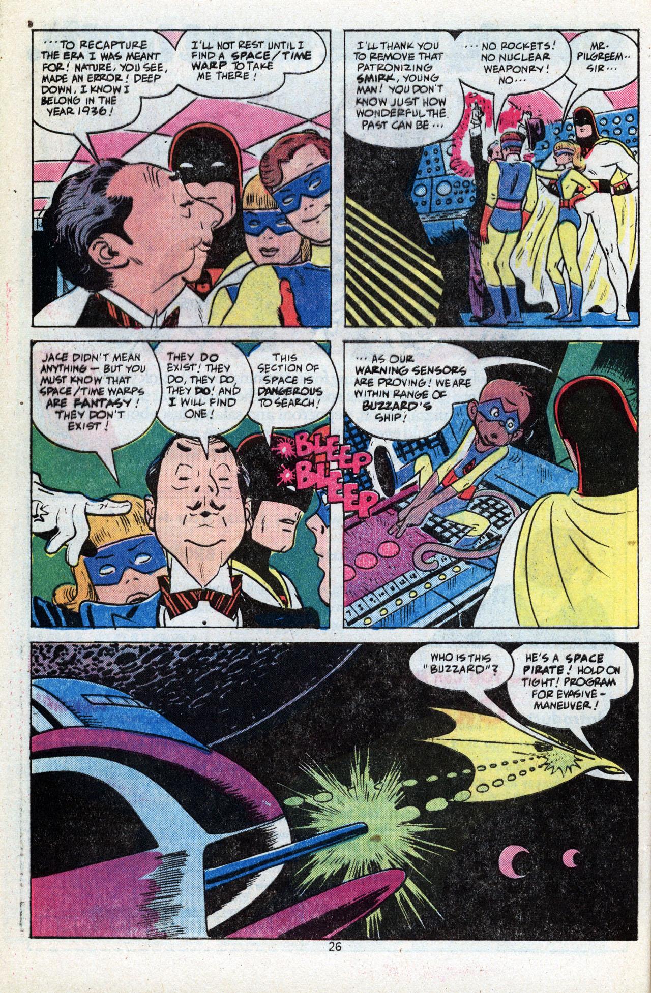 Read online TV Stars comic -  Issue #3 - 27