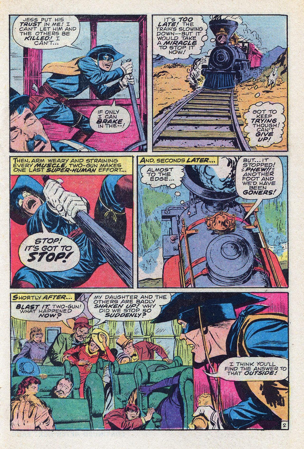 Read online Two-Gun Kid comic -  Issue #128 - 19