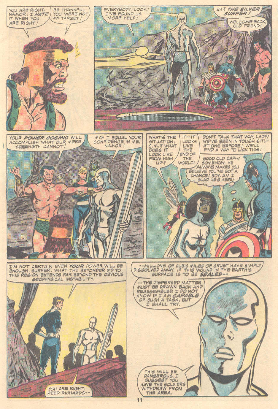 The Avengers (1963) 266 Page 11