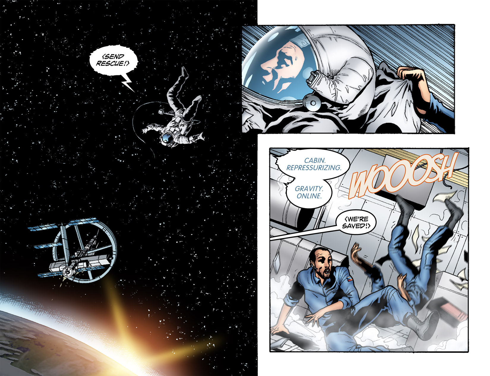 Read online Smallville: Season 11 comic -  Issue #1 - 13