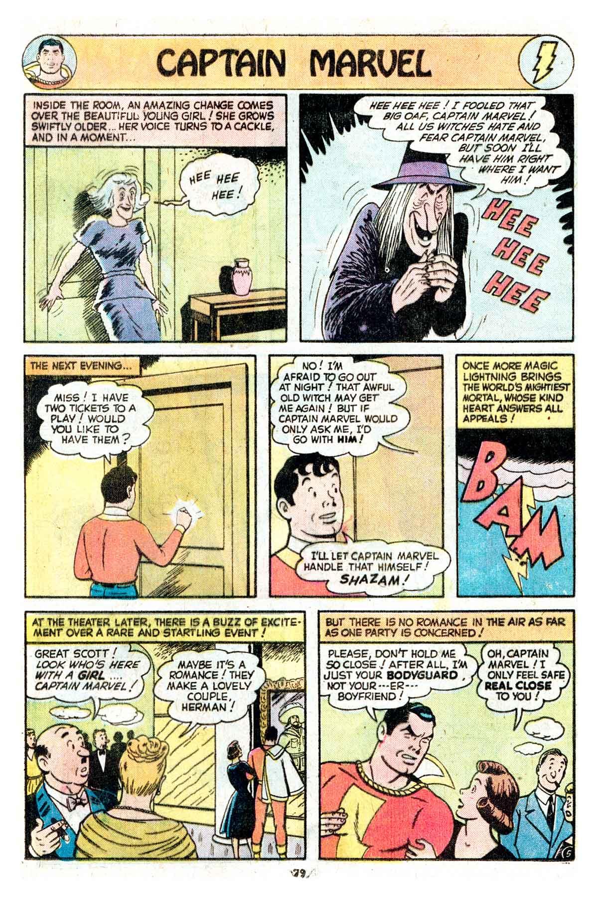 Read online Shazam! (1973) comic -  Issue #17 - 79
