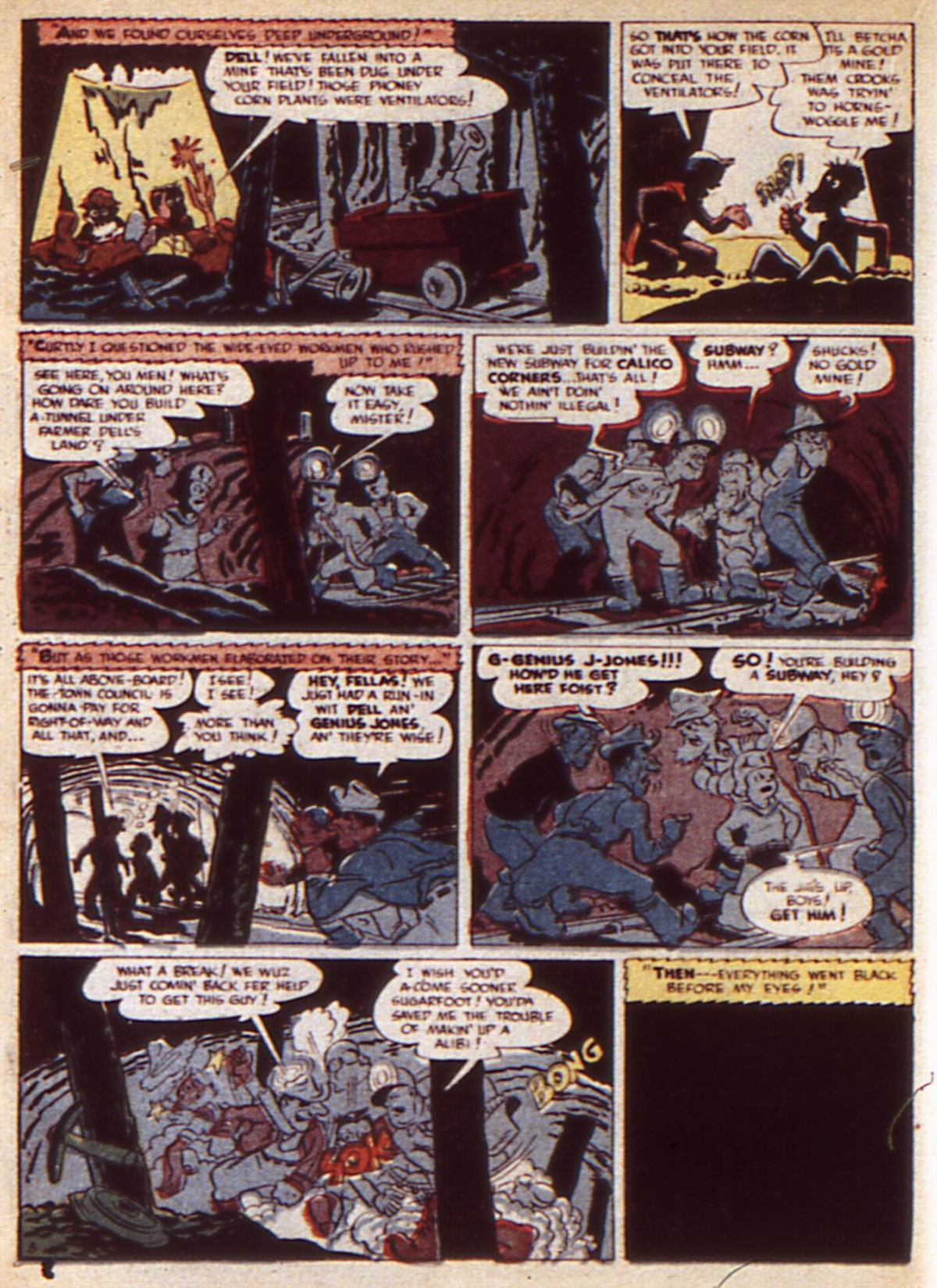 Read online Adventure Comics (1938) comic -  Issue #85 - 42