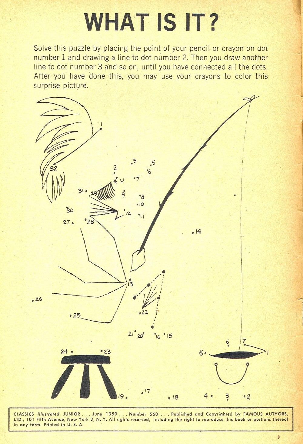 Classics Illustrated Junior 560 Page 2