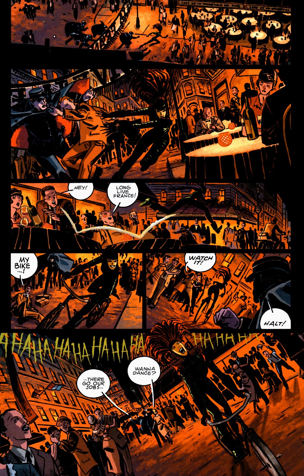 Read online Beware The Creeper (2003) comic -  Issue #2 - 17