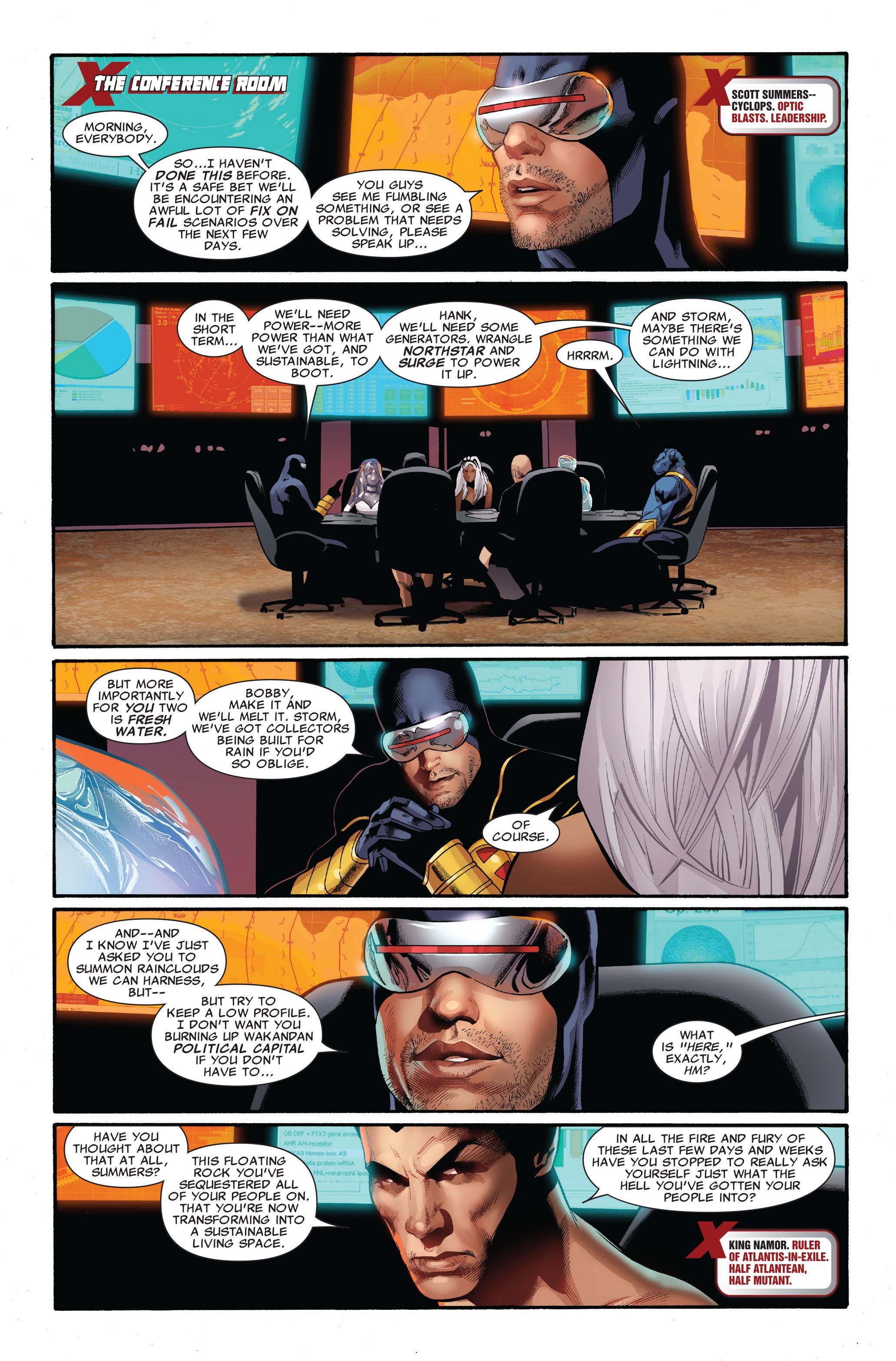 Read online Uncanny X-Men (1963) comic -  Issue #515 - 10