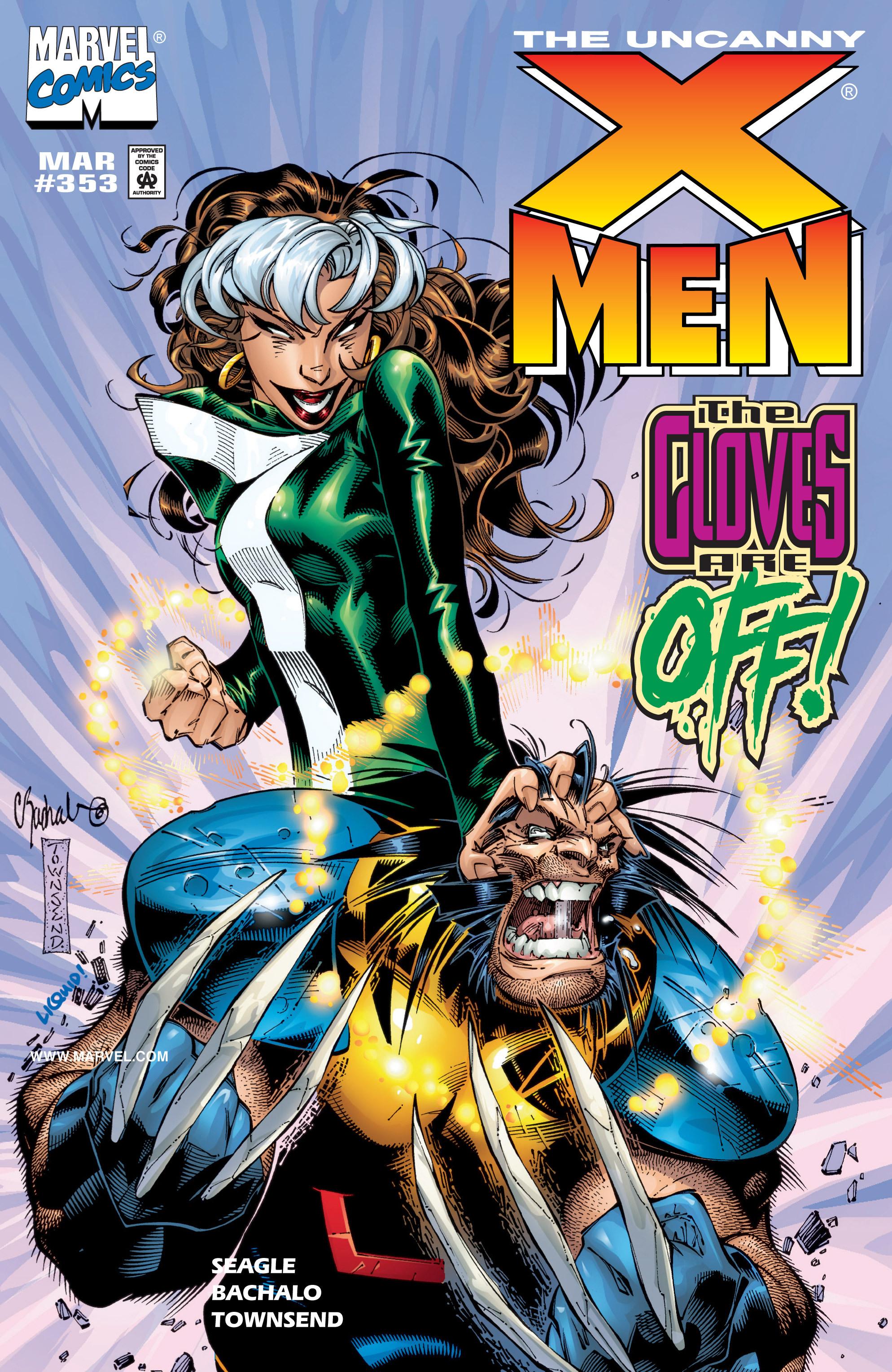 Uncanny X-Men (1963) 353 Page 1