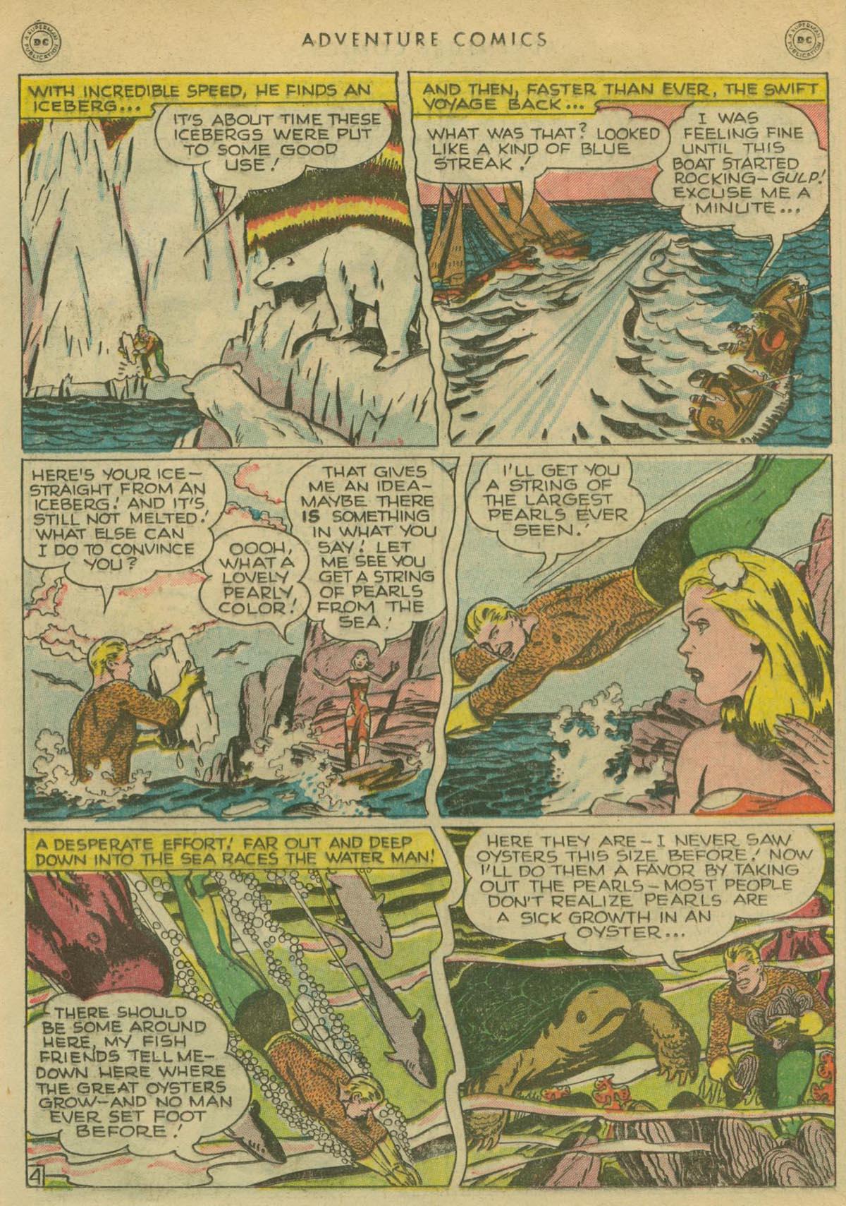 Read online Adventure Comics (1938) comic -  Issue #130 - 17