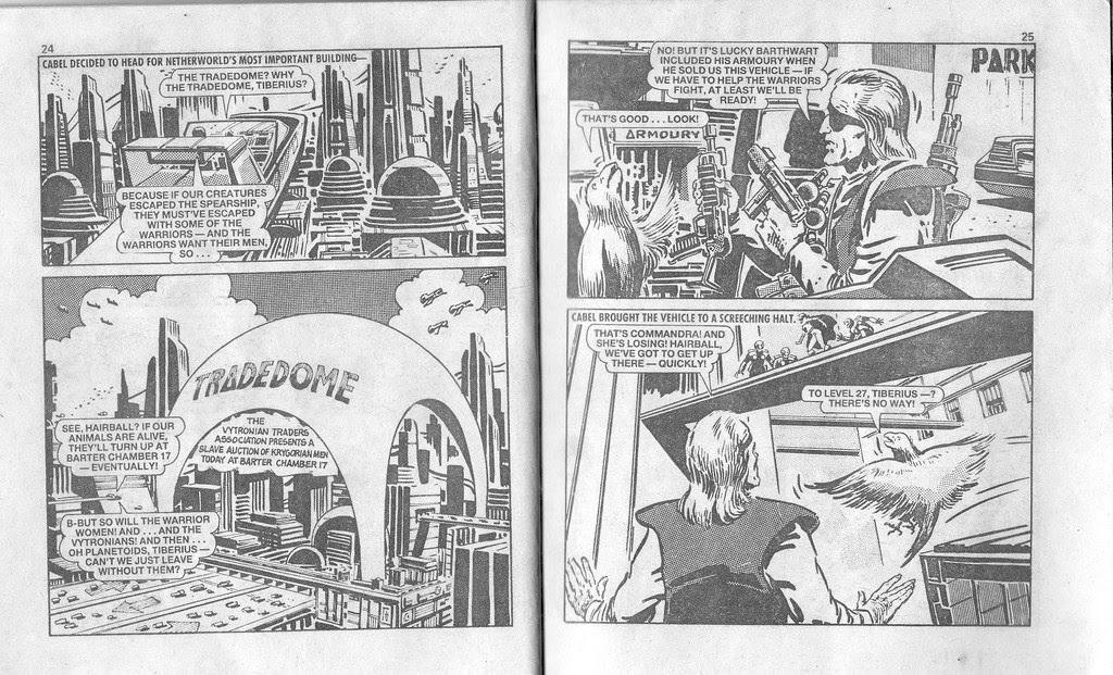 Starblazer issue 194 - Page 13