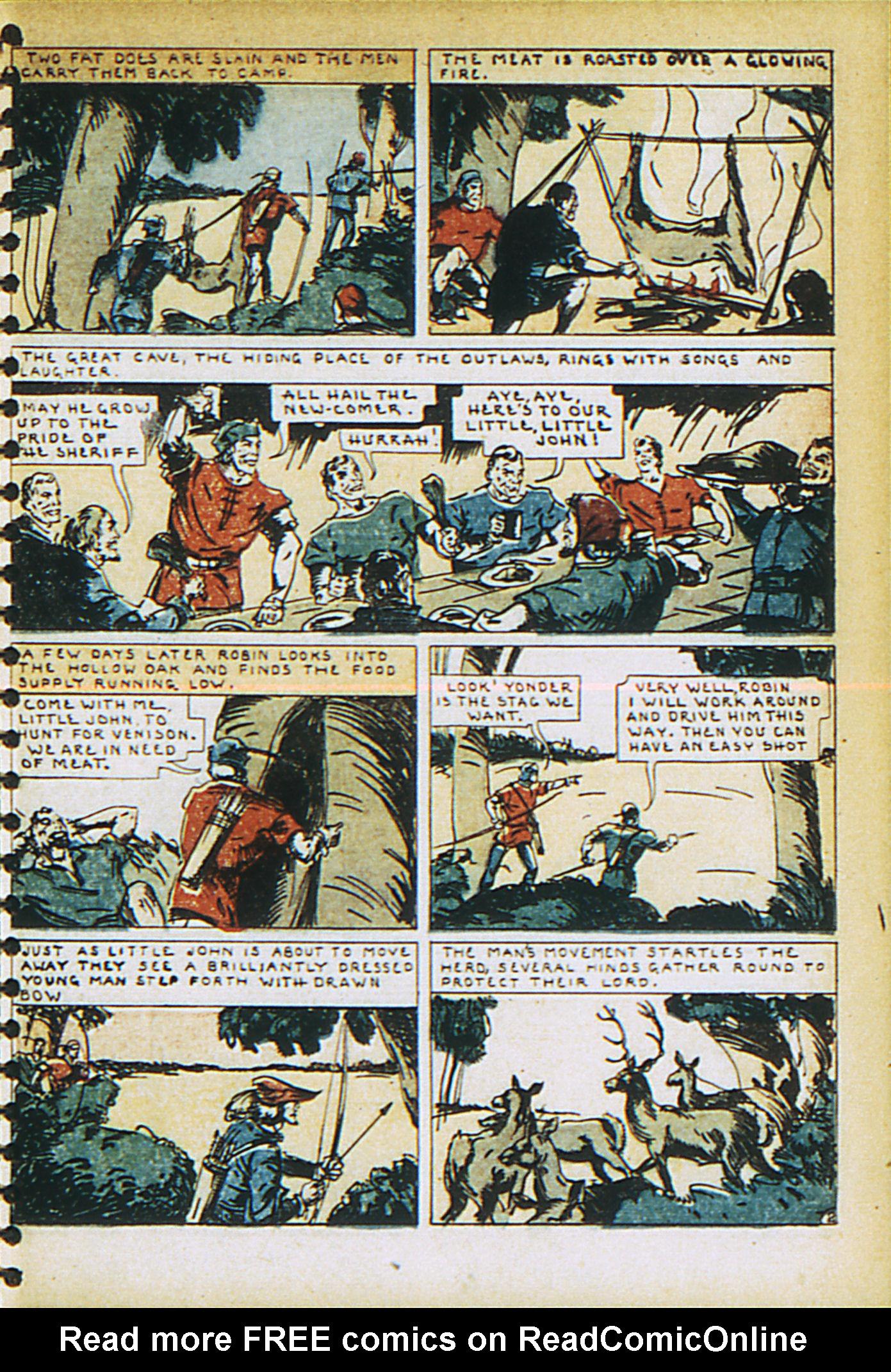 Read online Adventure Comics (1938) comic -  Issue #27 - 51