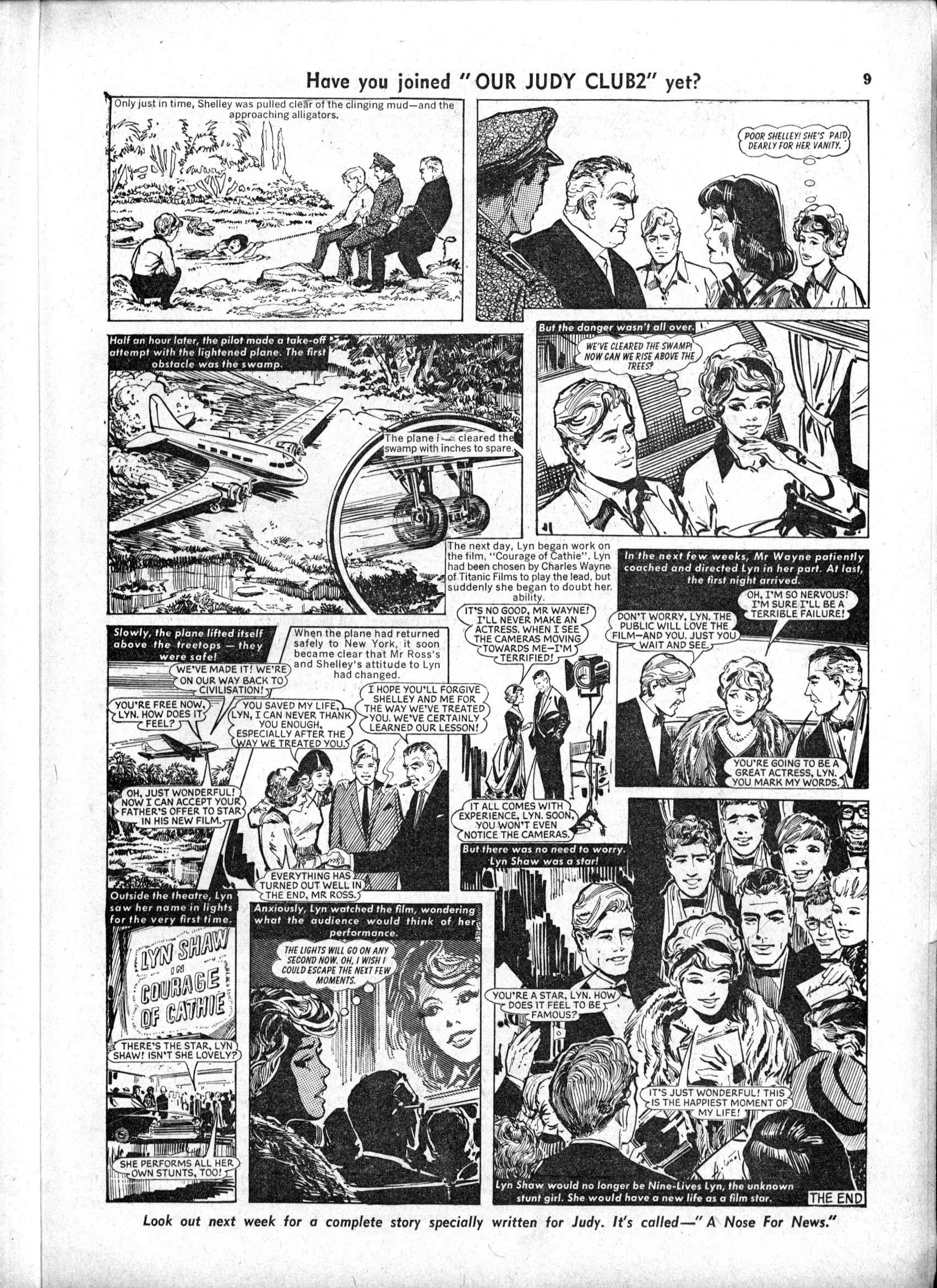 Read online Judy comic -  Issue #190 - 9