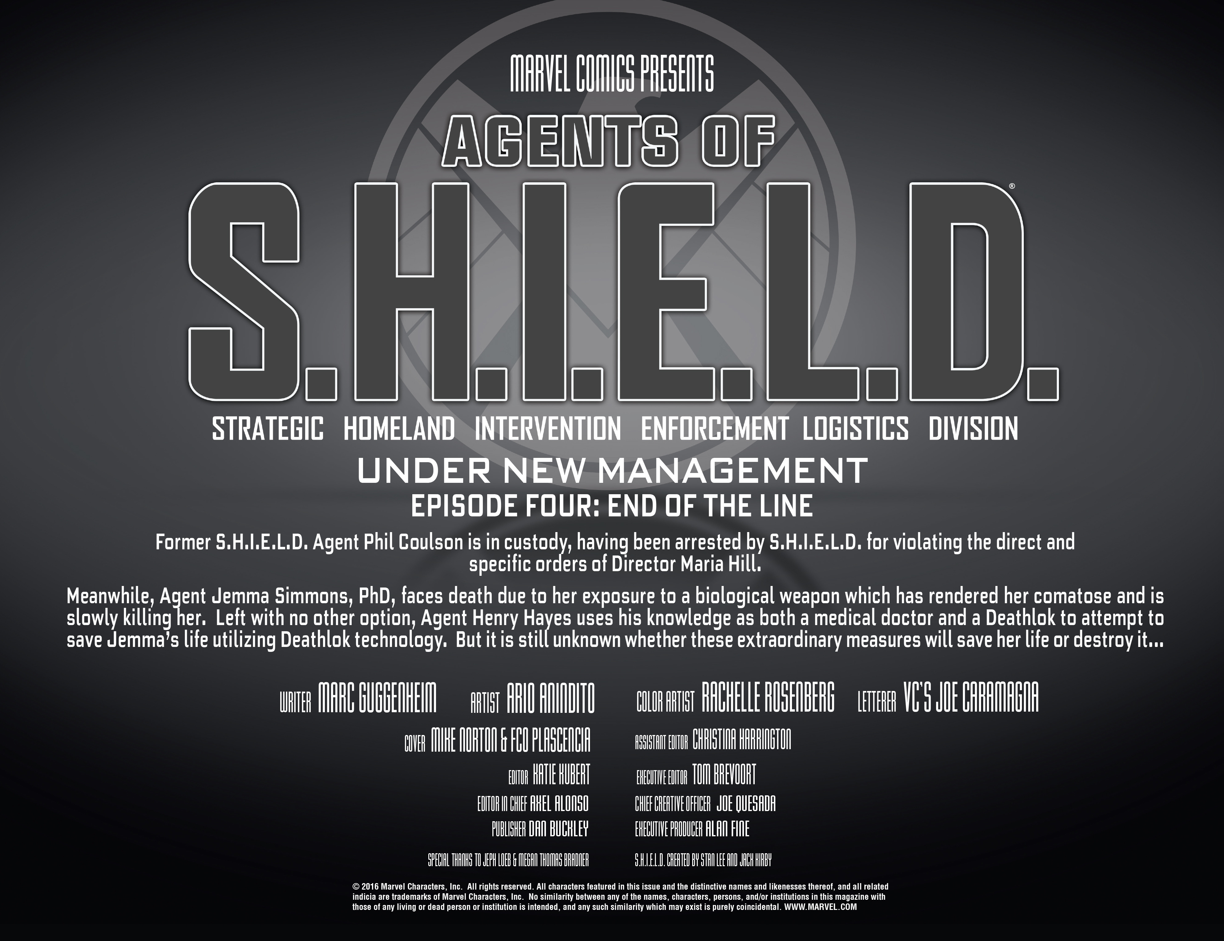 Read online Agents of S.H.I.E.L.D. comic -  Issue #10 - 3