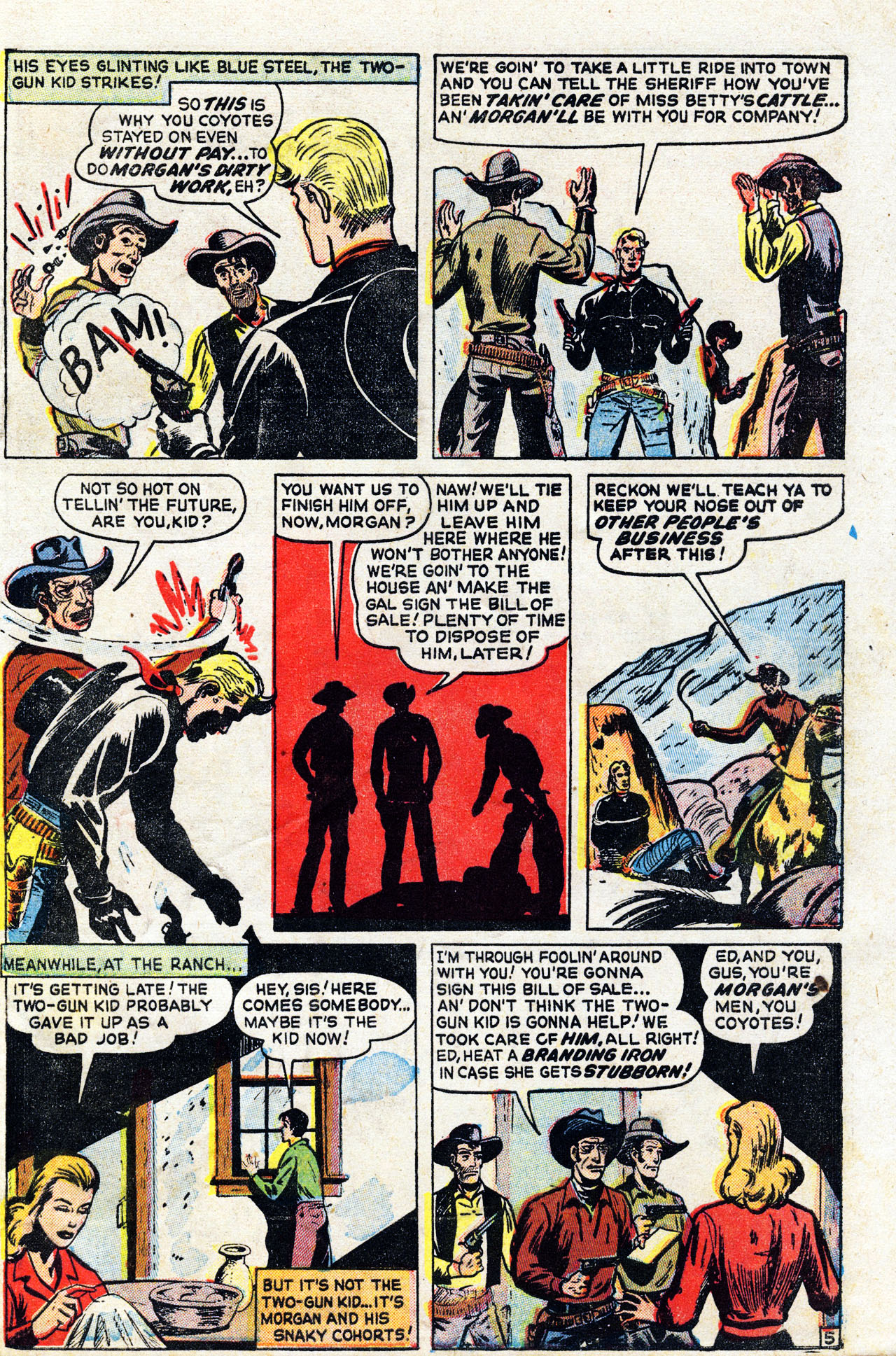 Read online Two-Gun Kid comic -  Issue #6 - 31