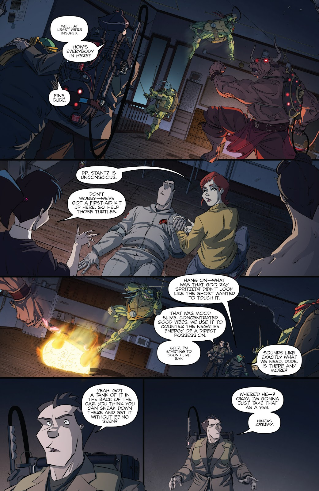 Read online Teenage Mutant Ninja Turtles: The IDW Collection comic -  Issue # TPB 5 (Part 3) - 56