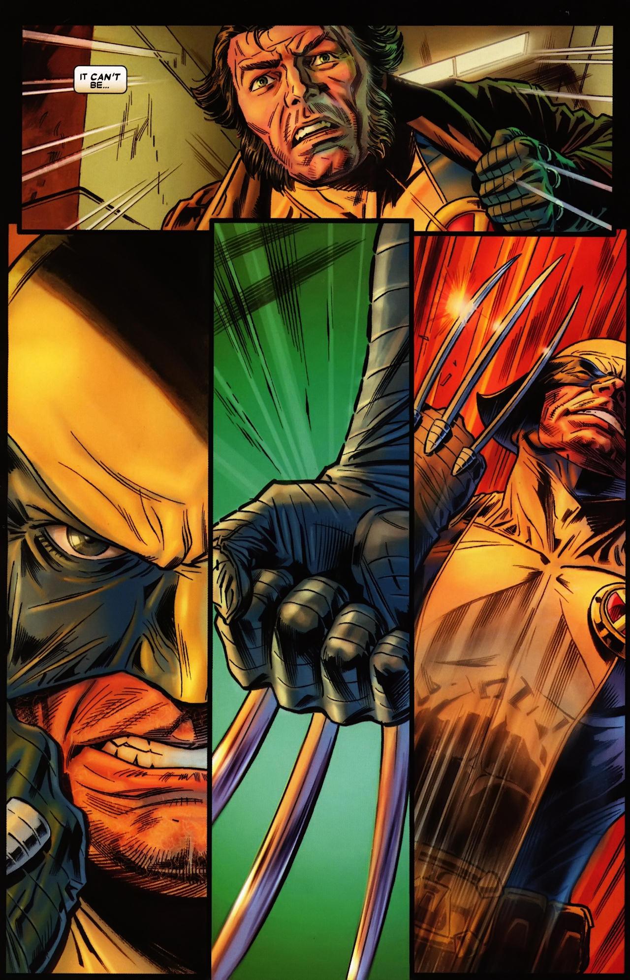 Read online Wolverine: Origins comic -  Issue #35 - 19