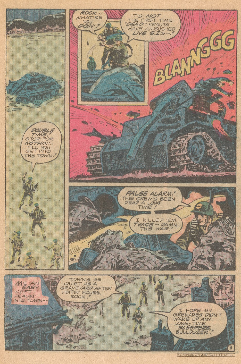 Sgt. Rock issue 363 - Page 9