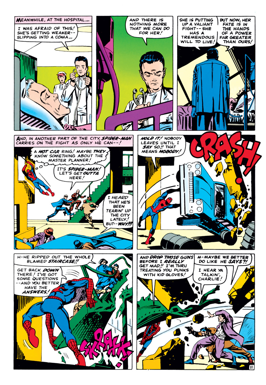 The Amazing Spider-Man (1963) 32 Page 11