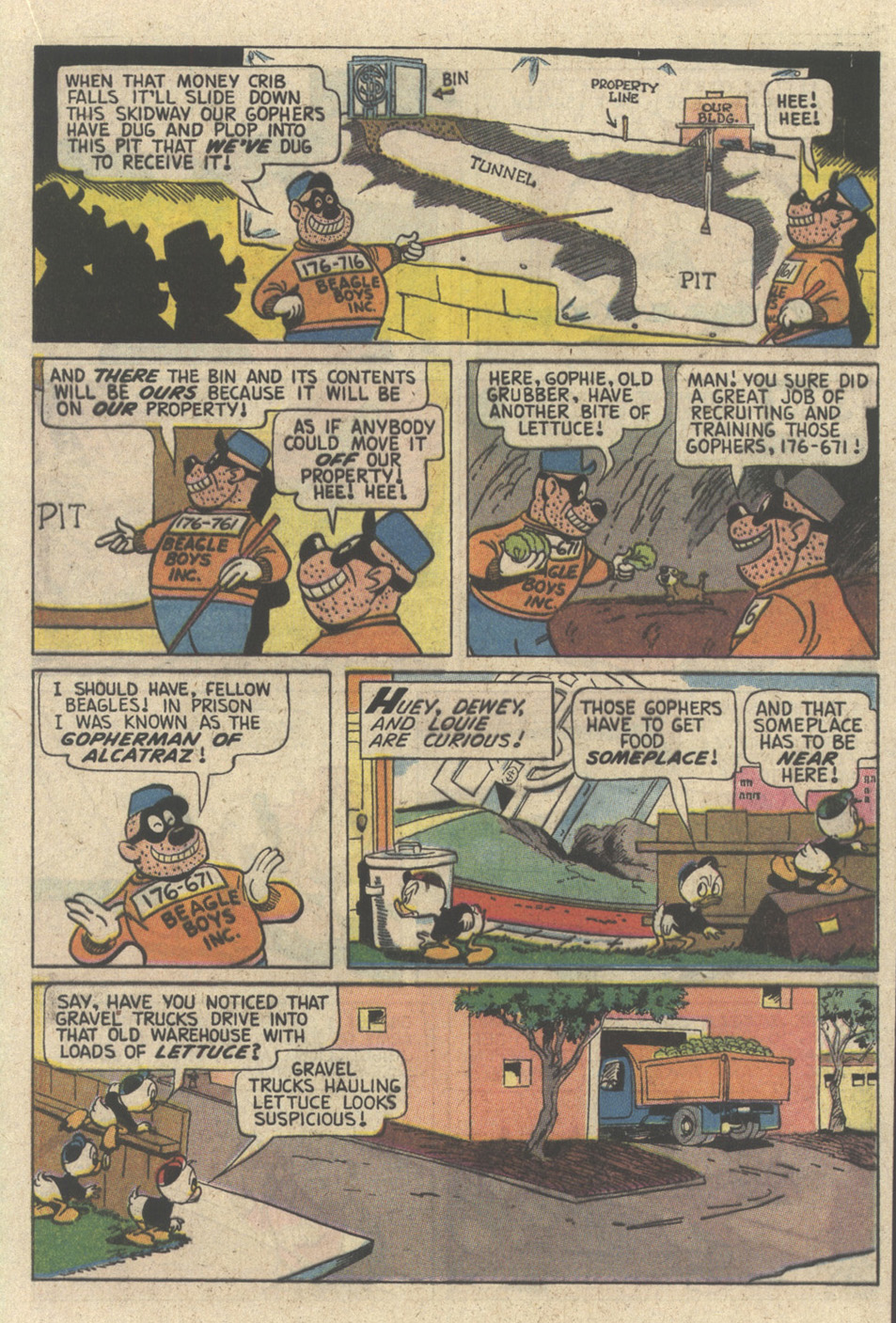 Read online Uncle Scrooge (1953) comic -  Issue #241 - 53