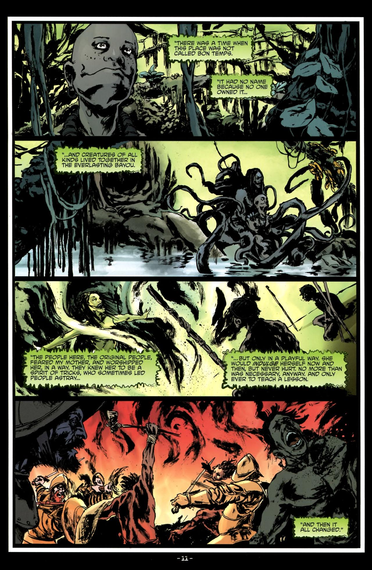 Read online True Blood (2010) comic -  Issue #6 - 14