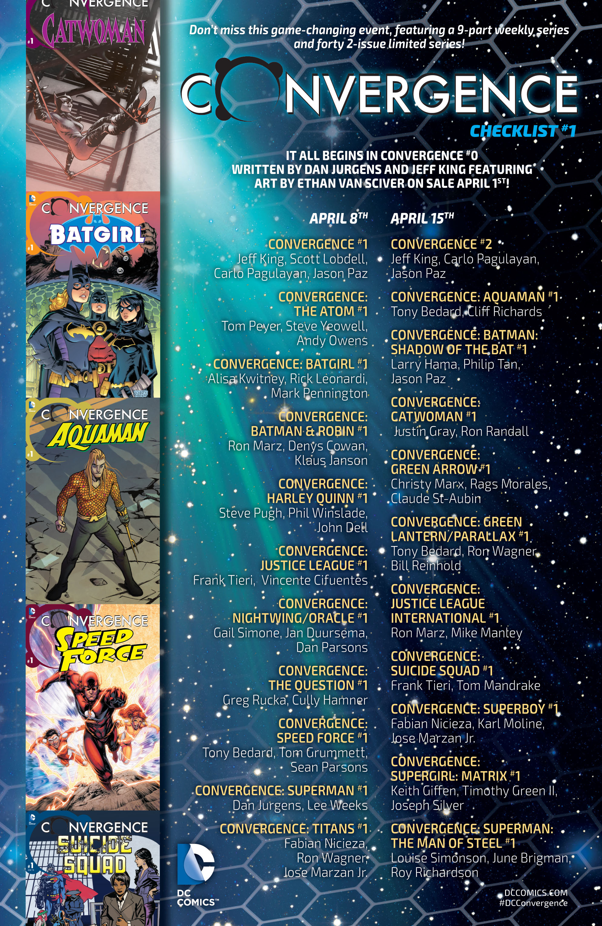 Read online Aquaman and the Others comic -  Issue #11 - 23