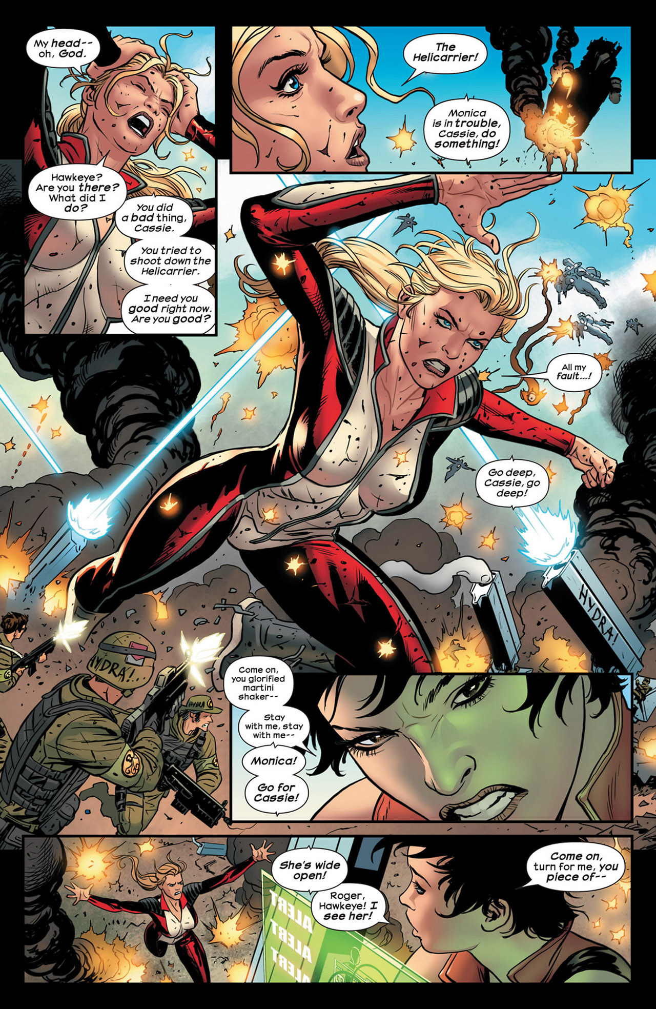 Read online Ultimate Comics Ultimates comic -  Issue #18 - 14