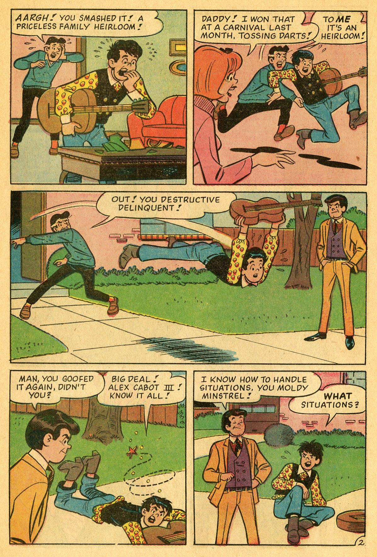 Read online She's Josie comic -  Issue #25 - 14