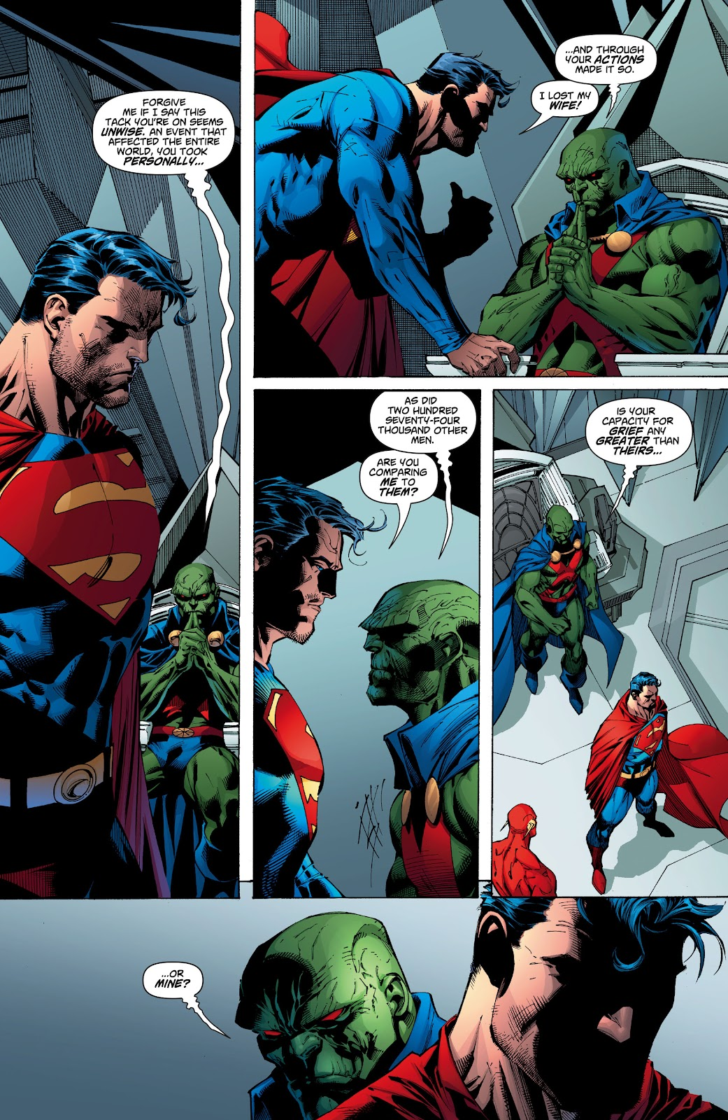 Read online Superman: For Tomorrow comic -  Issue # TPB (Part 2) - 21