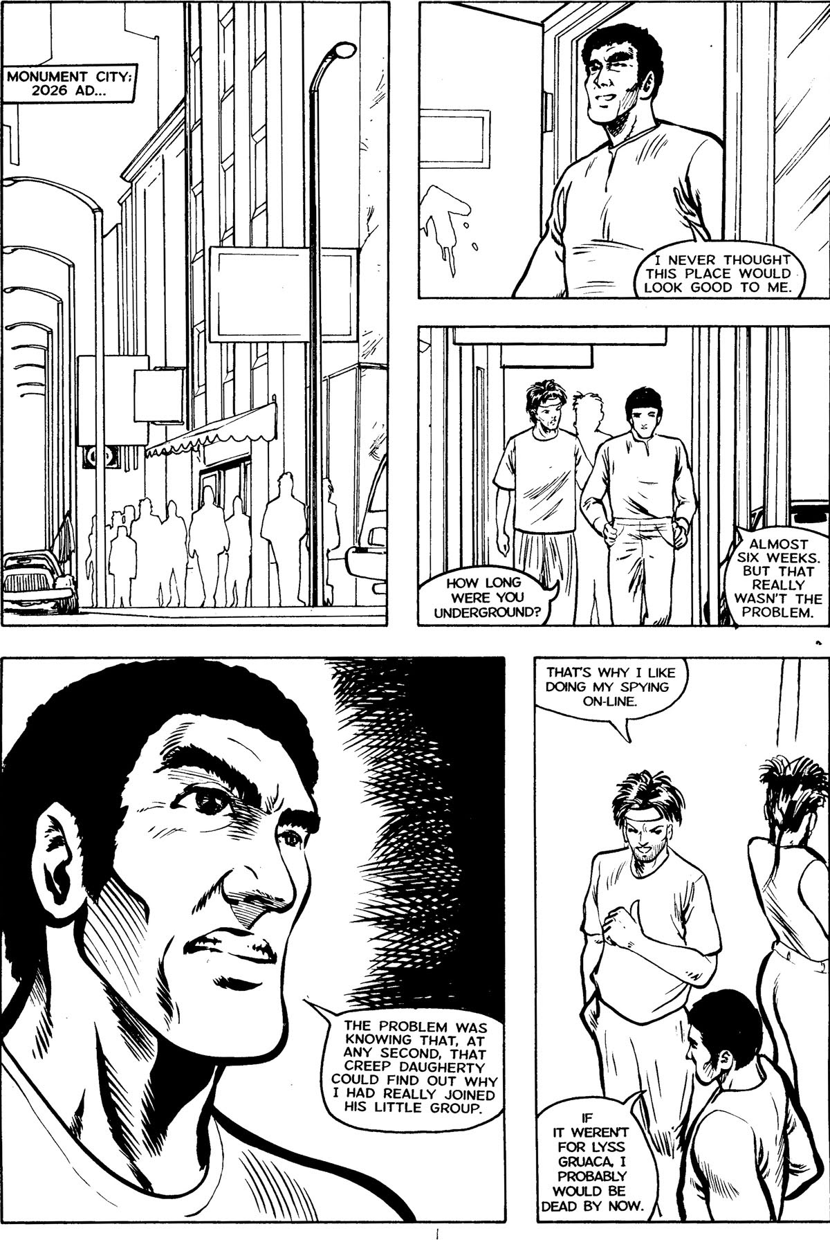Robotech MechAngel issue 3 - Page 3