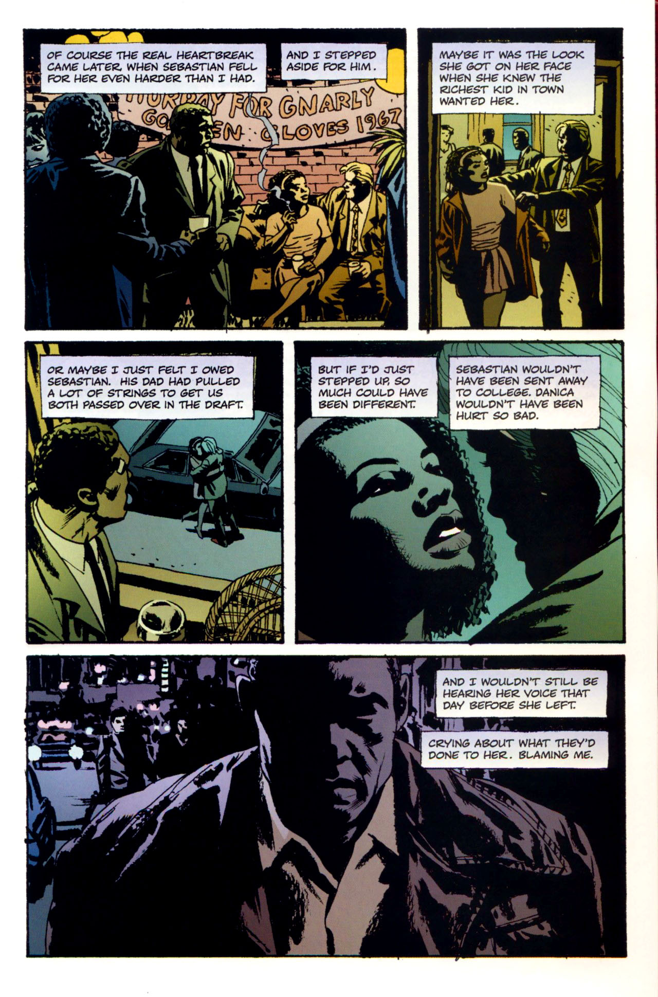 Read online Criminal (2008) comic -  Issue #1 - 16