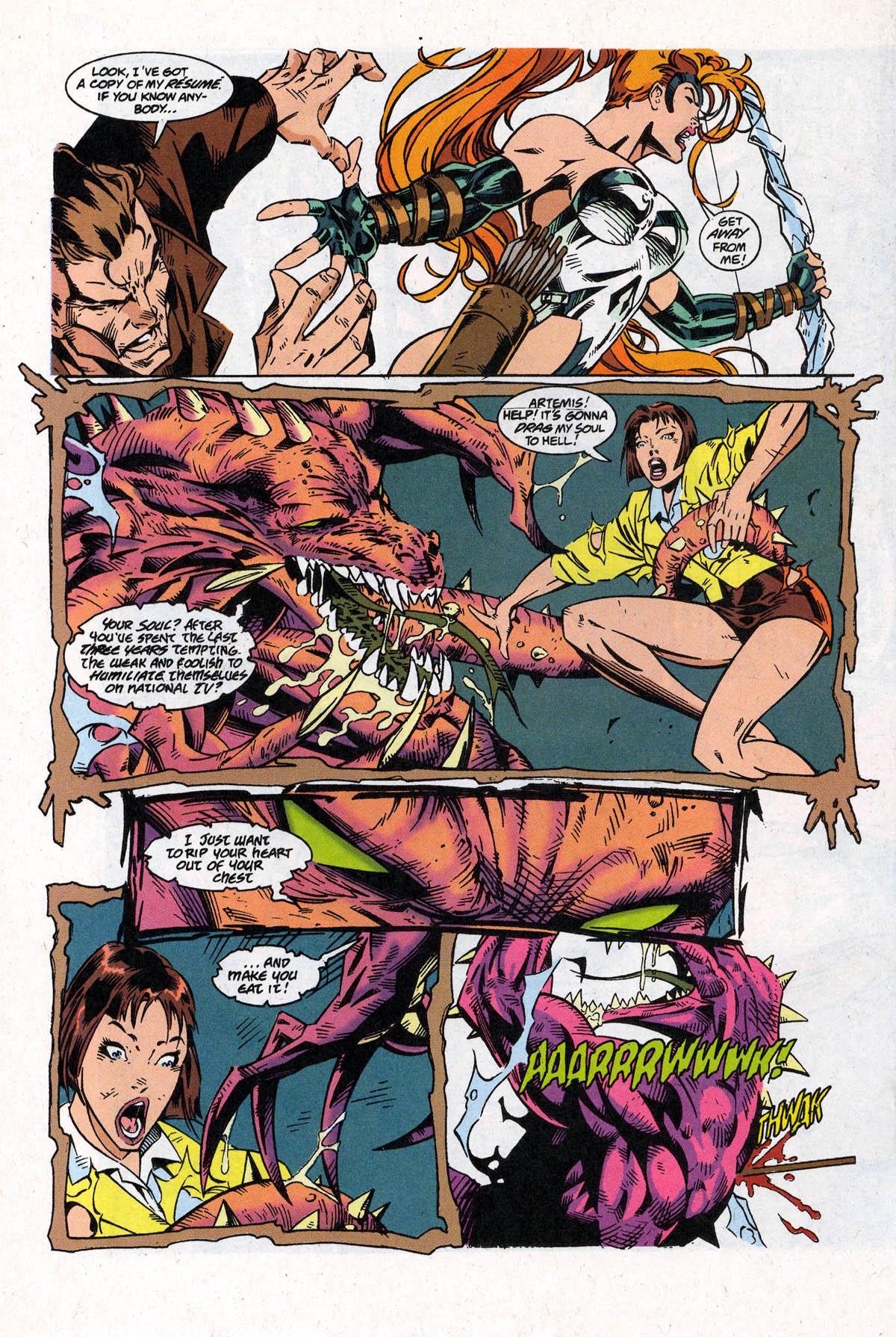 Read online Artemis: Requiem comic -  Issue #4 - 25
