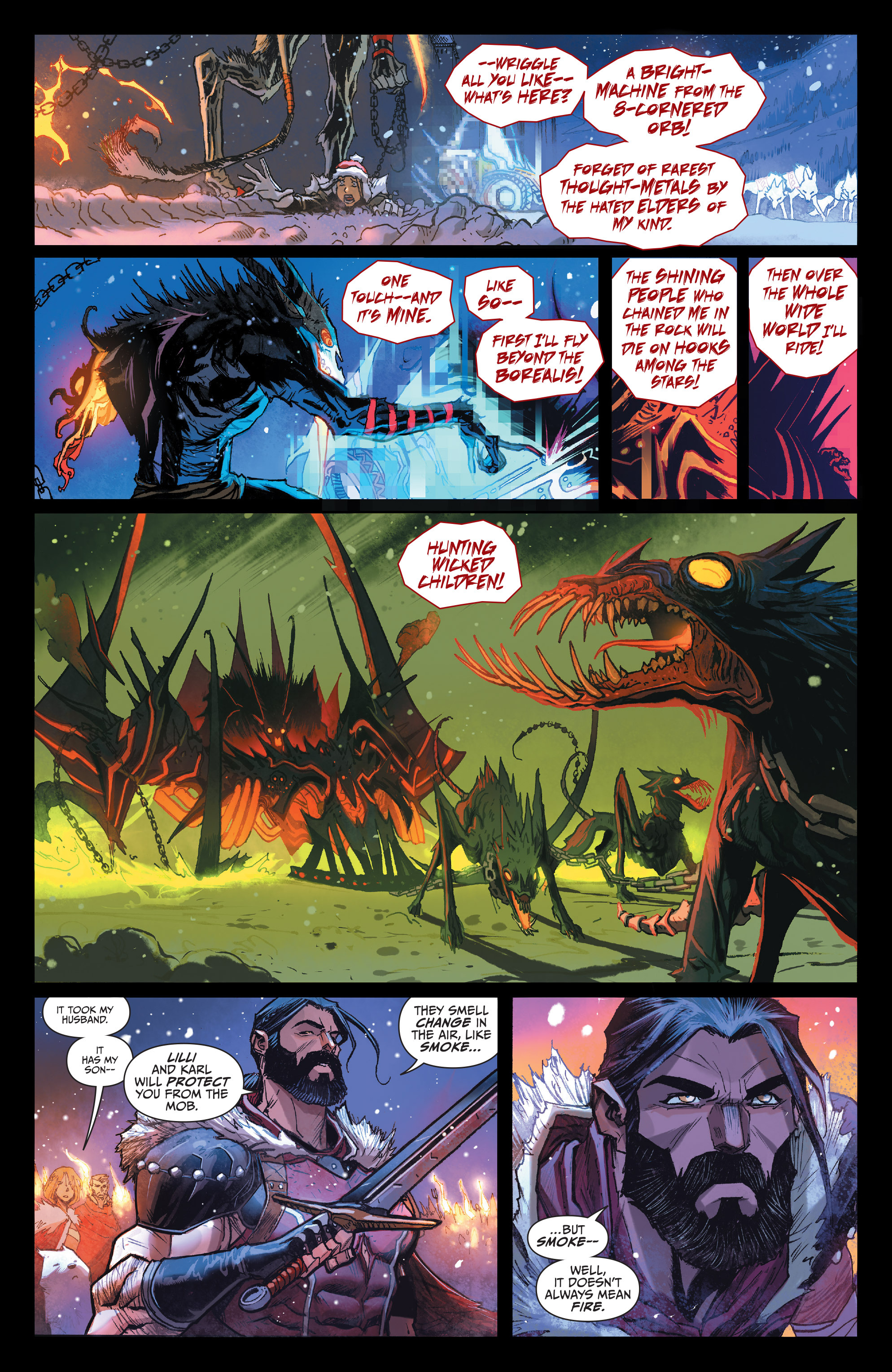 Read online Klaus comic -  Issue #7 - 20