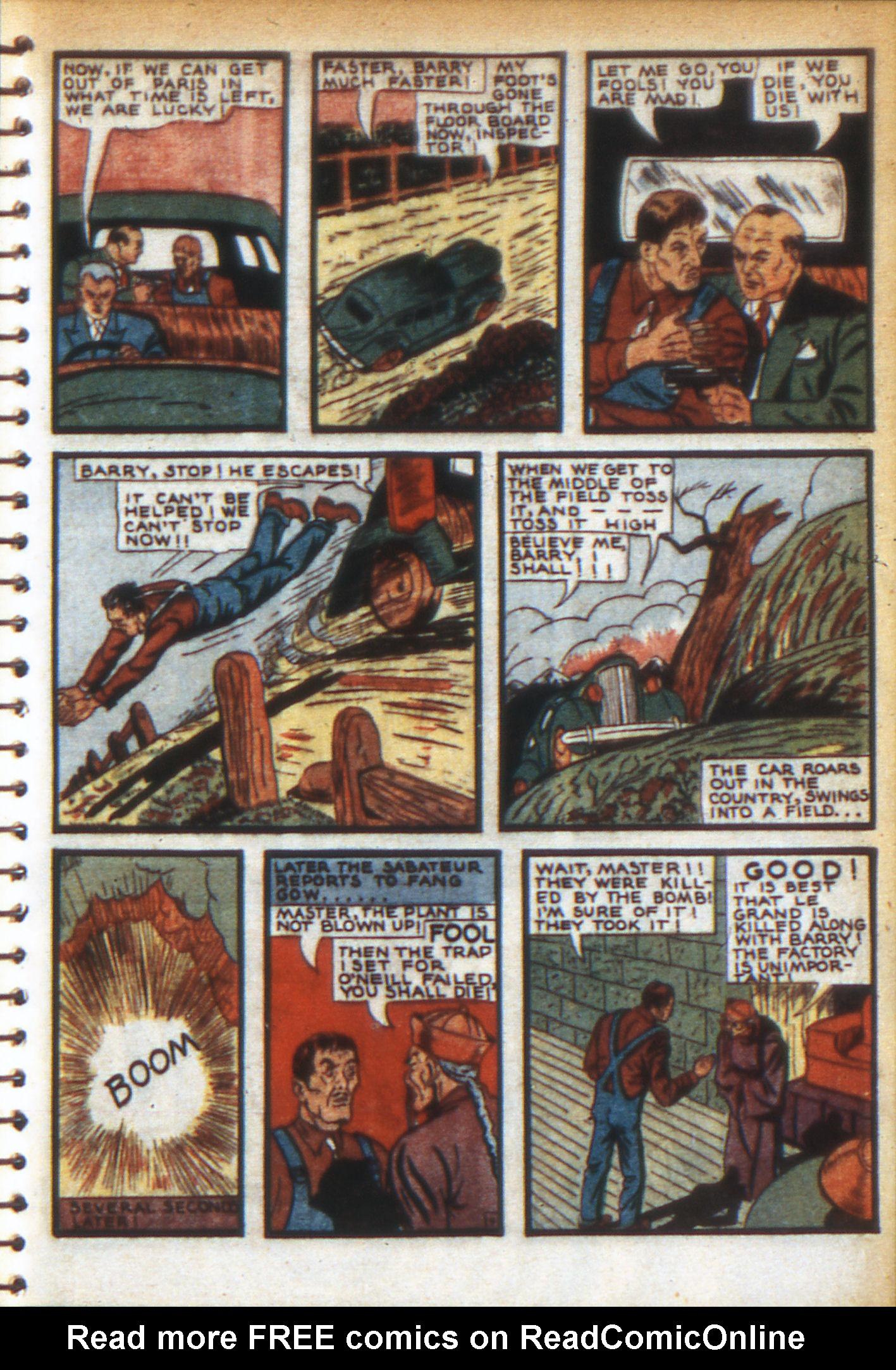 Read online Adventure Comics (1938) comic -  Issue #49 - 13