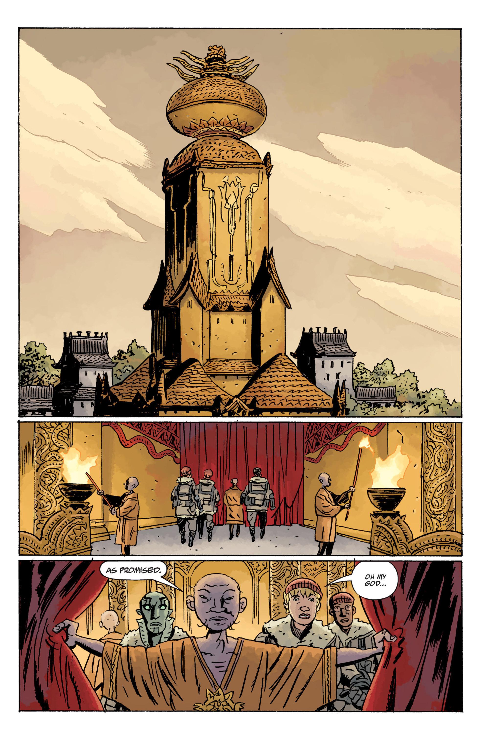 Read online B.P.R.D. (2003) comic -  Issue # TPB 11 - 43
