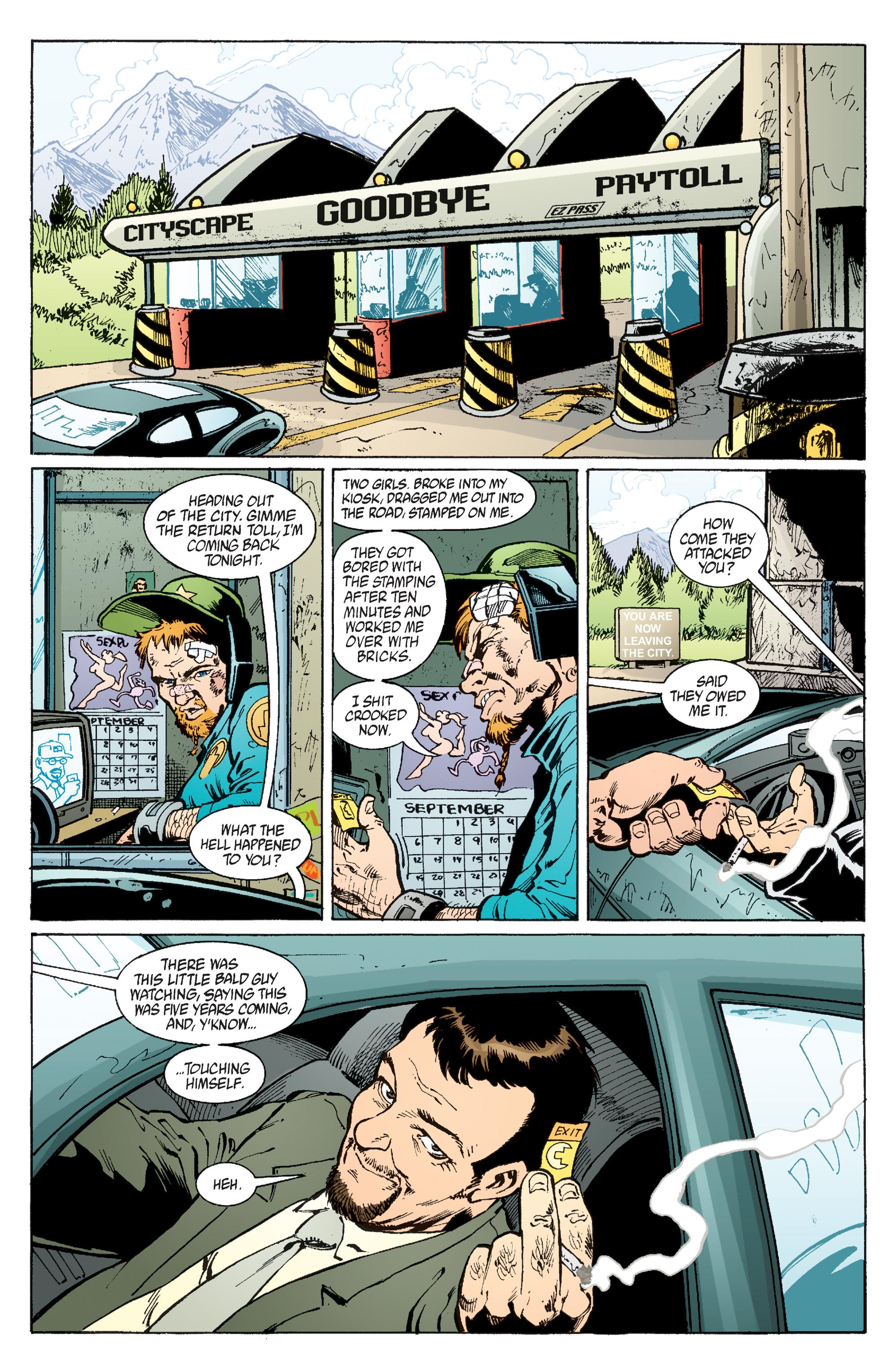 Read online Transmetropolitan comic -  Issue #60 - 2