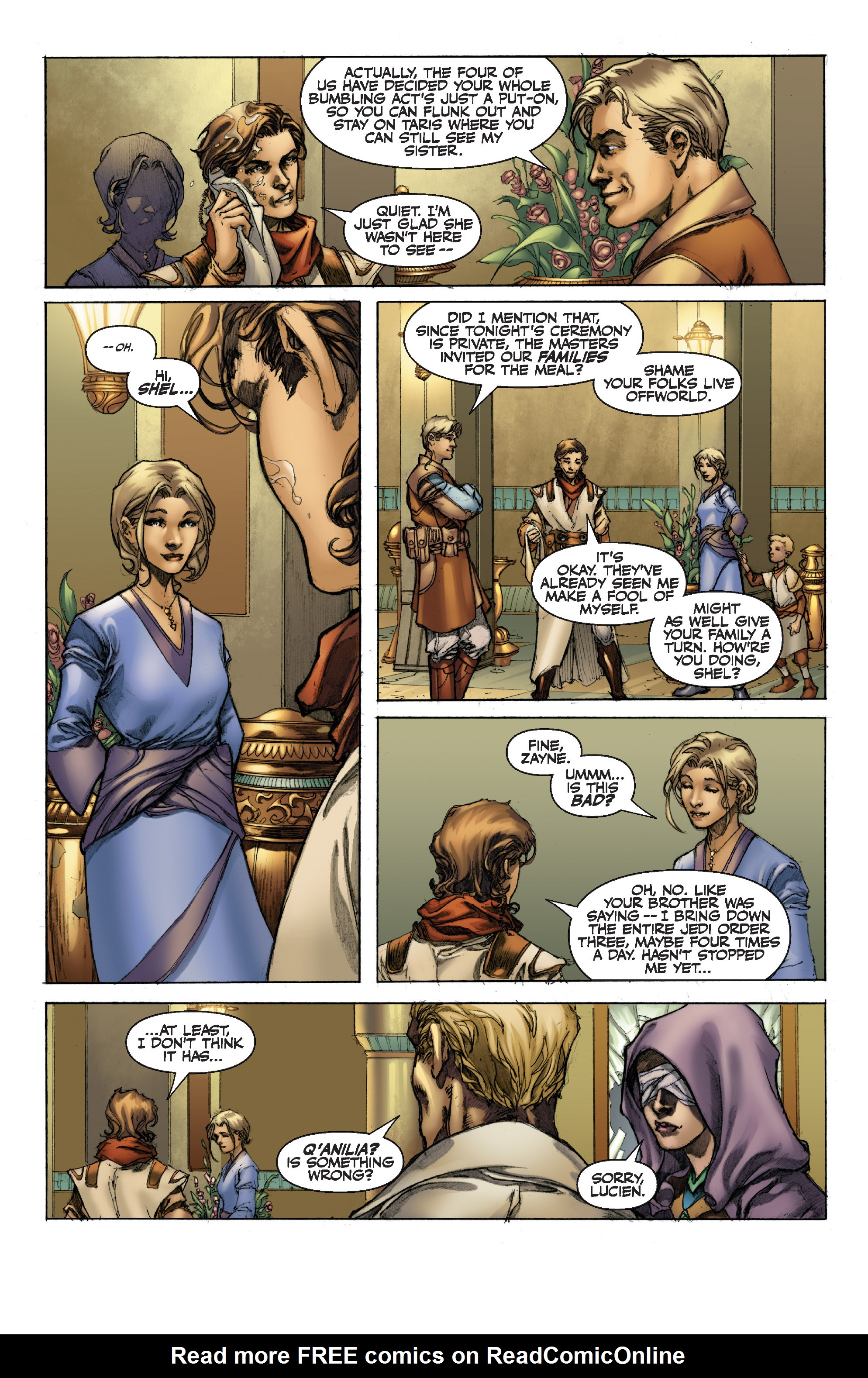 Read online Star Wars Omnibus comic -  Issue # Vol. 29 - 26