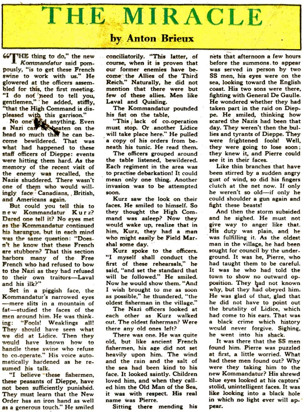 Boy Commandos issue 2 - Page 32