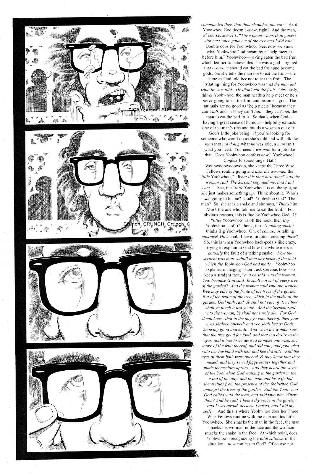 Cerebus Issue #281 #280 - English 10